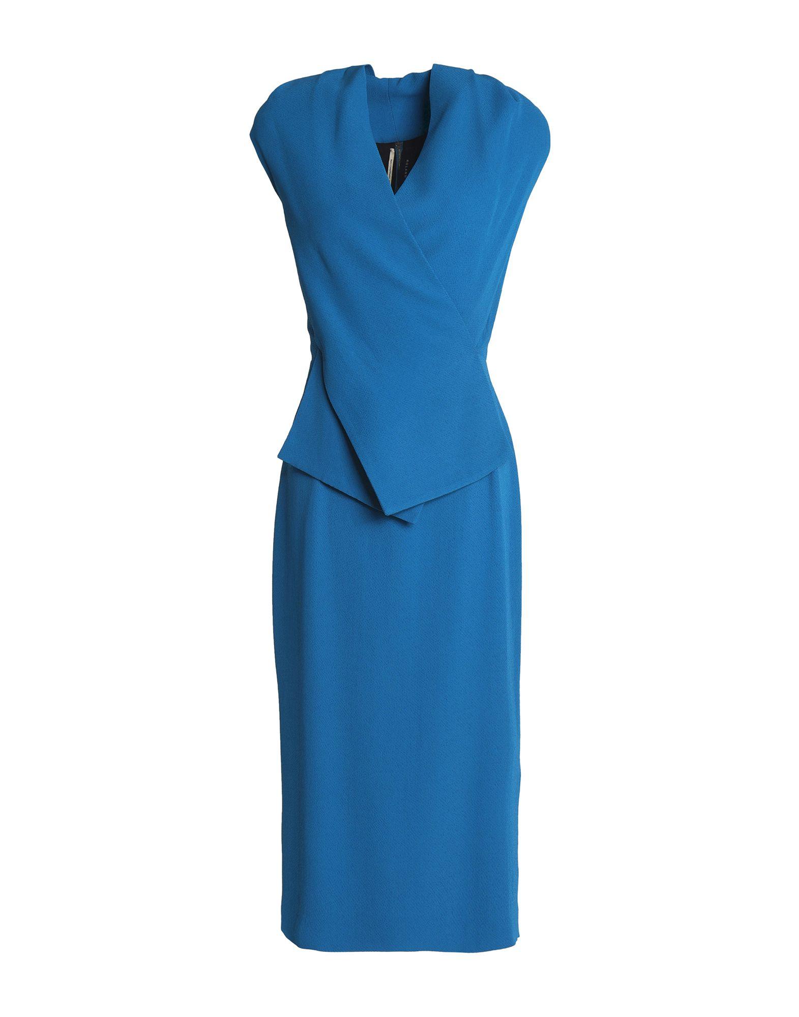 ROLAND MOURET Платье до колена
