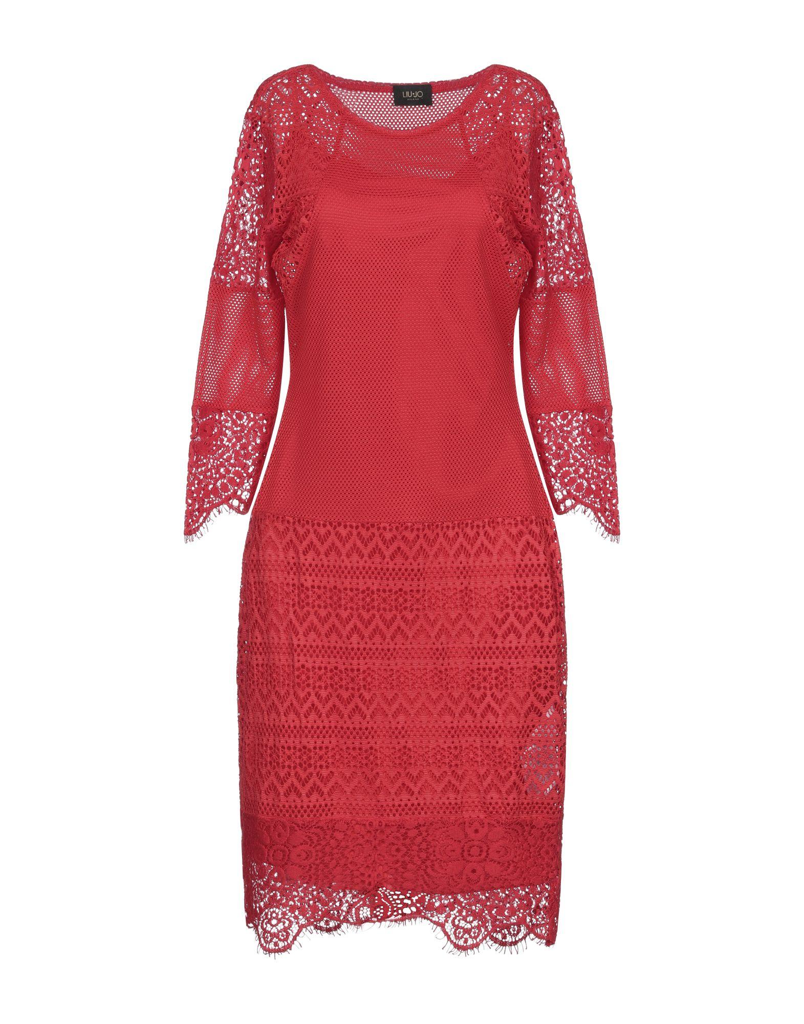 купить LIU •JO Платье до колена по цене 7850 рублей