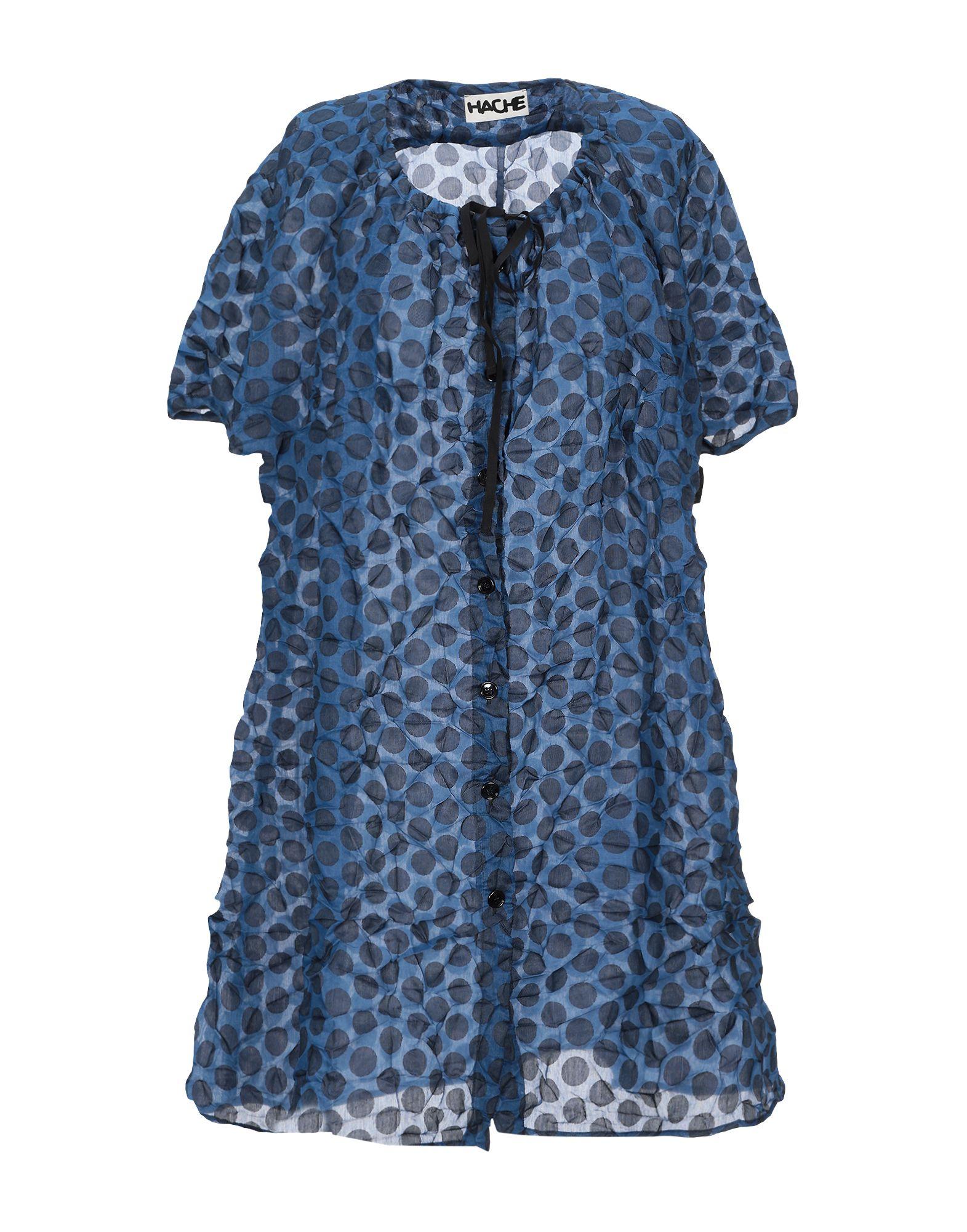 HACHE Короткое платье hache футболка