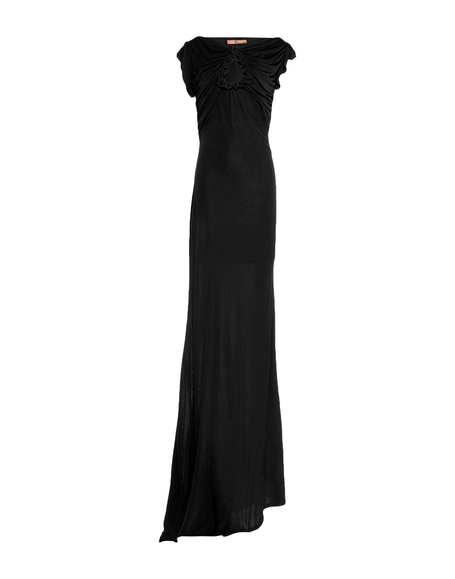 JOHN GALLIANO Длинное платье цена