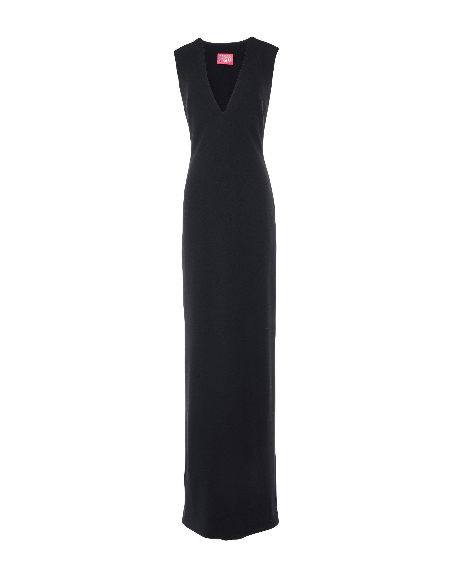 SOLACE LONDON Длинное платье