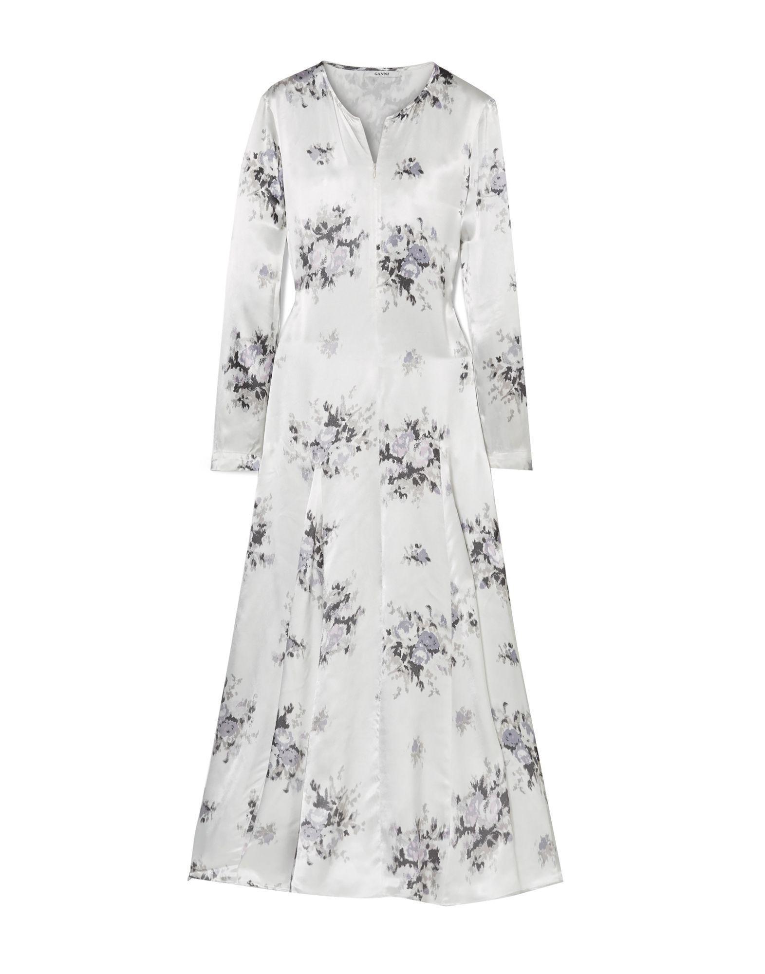 купить GANNI Длинное платье недорого