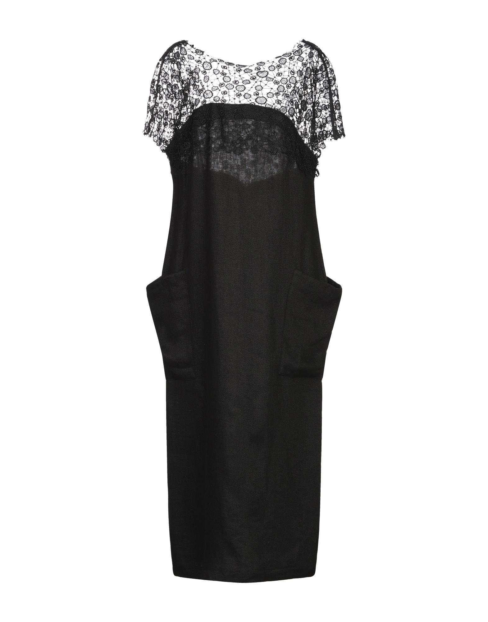 NUOVO BORGO Платье длиной 3/4 nuovo borgo платье до колена