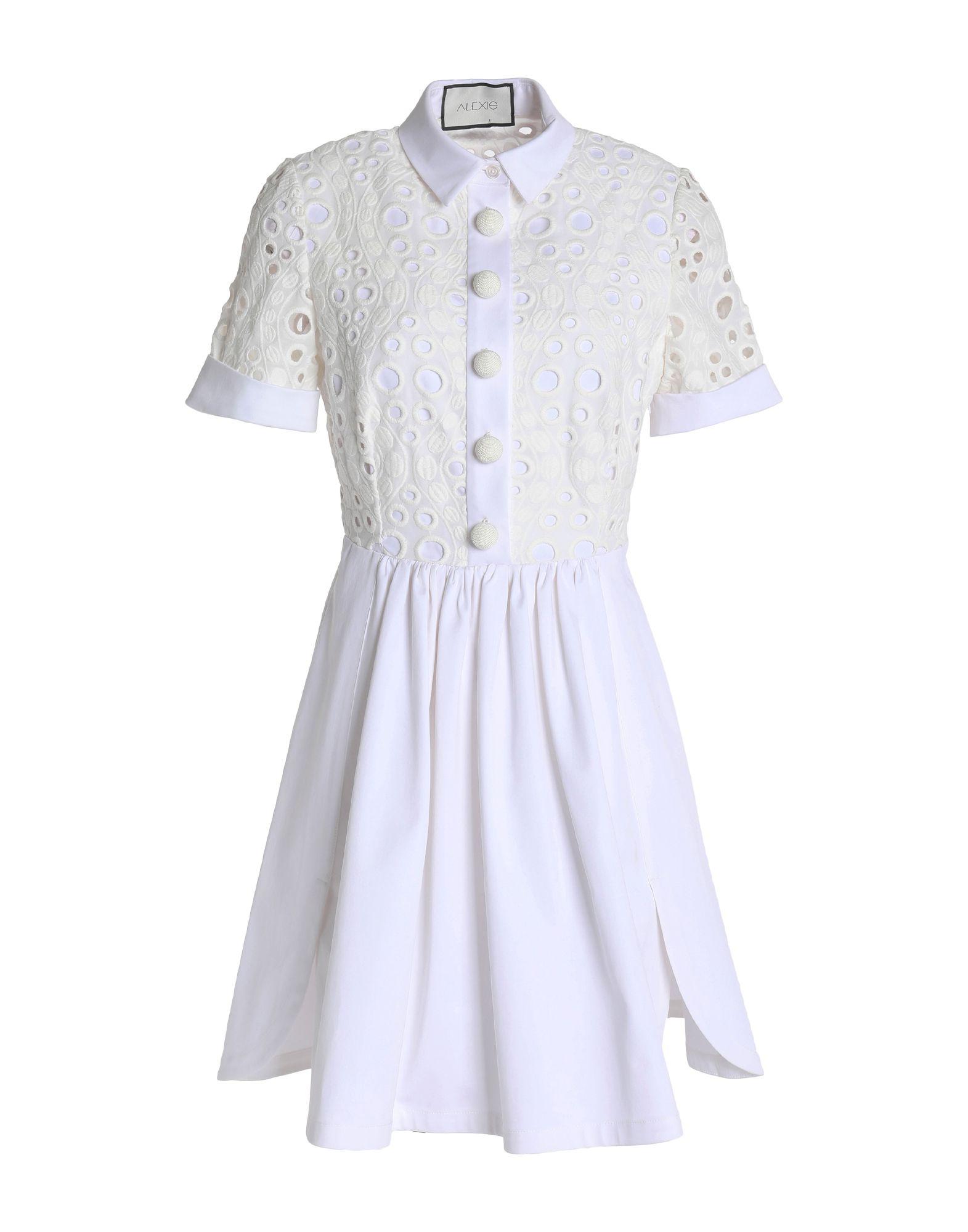 ALEXIS Короткое платье цена 2017