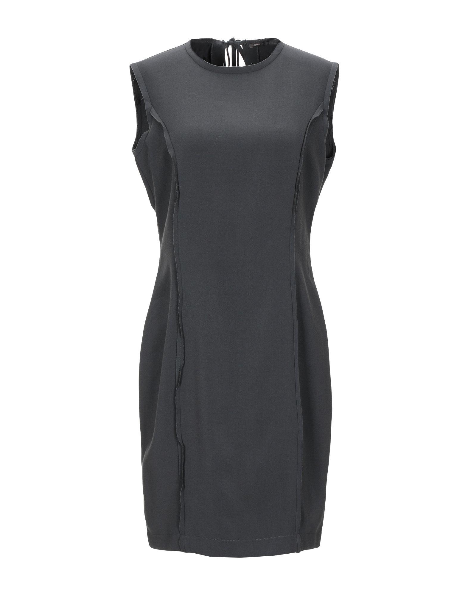 PEACOCK BLUE Короткое платье