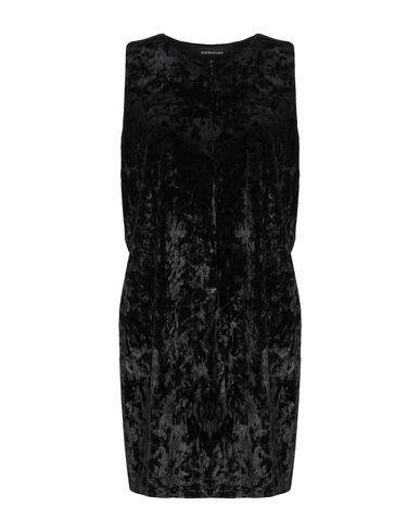Фото - Женское короткое платье DODICI22 черного цвета