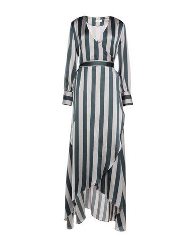 Фото - Платье длиной 3/4 от I AM ANN серого цвета