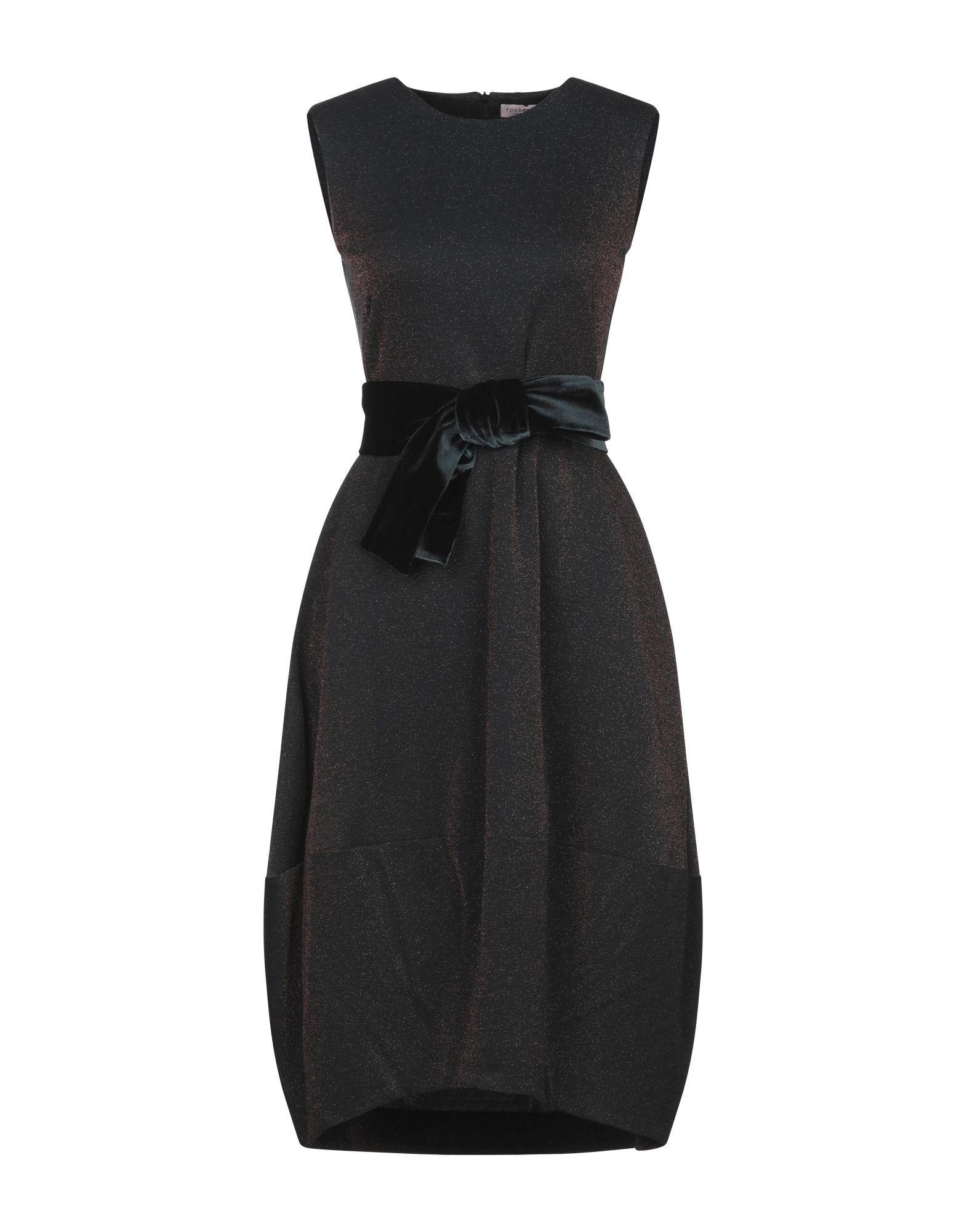 FOUDESIR Платье до колена