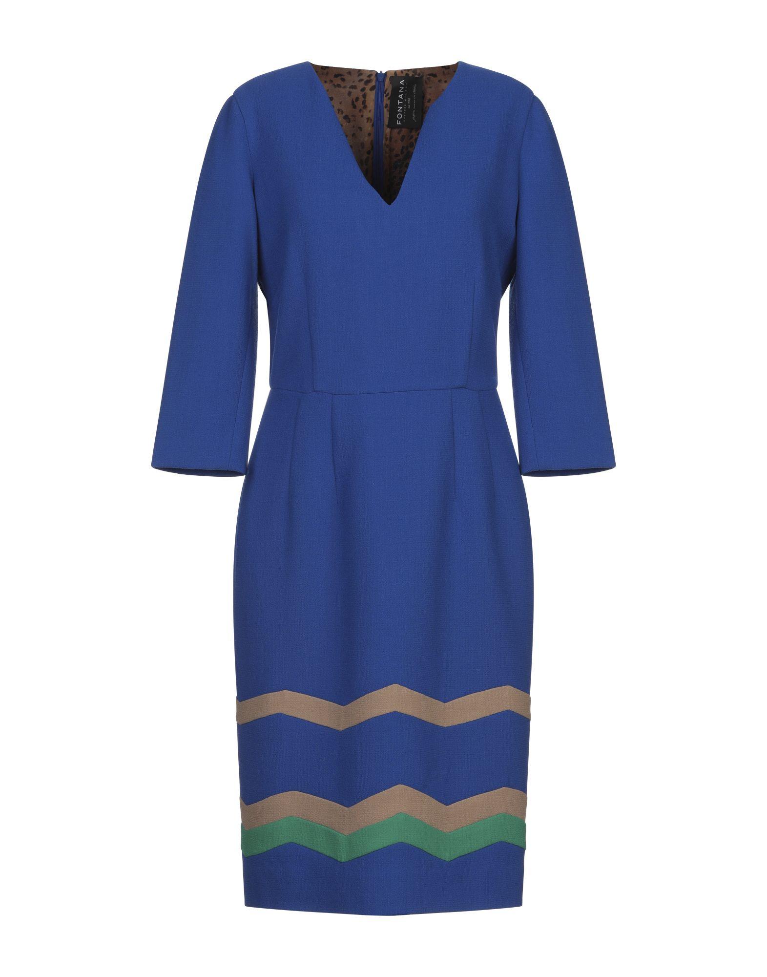 FONTANA COUTURE Короткое платье