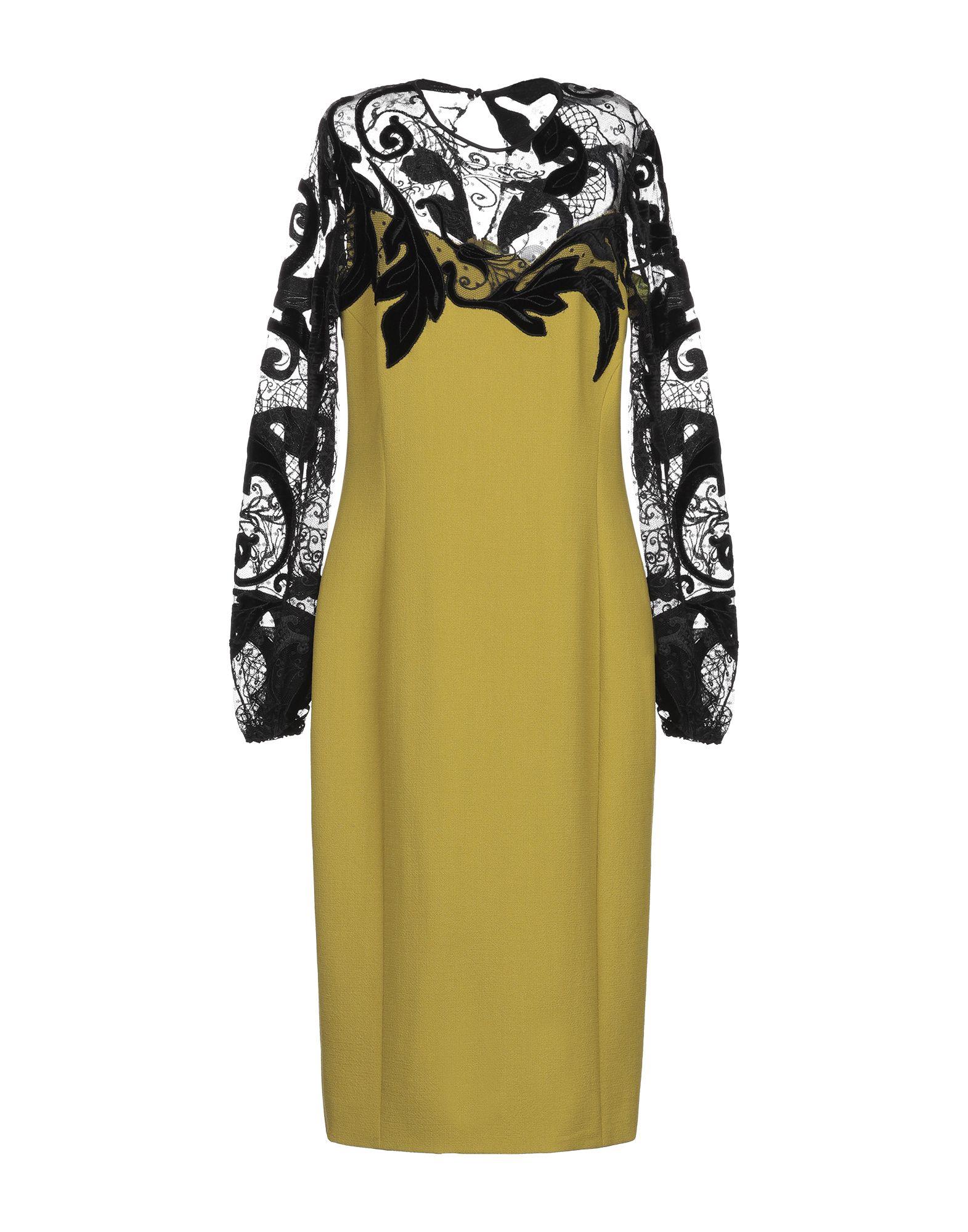 FONTANA COUTURE Платье до колена