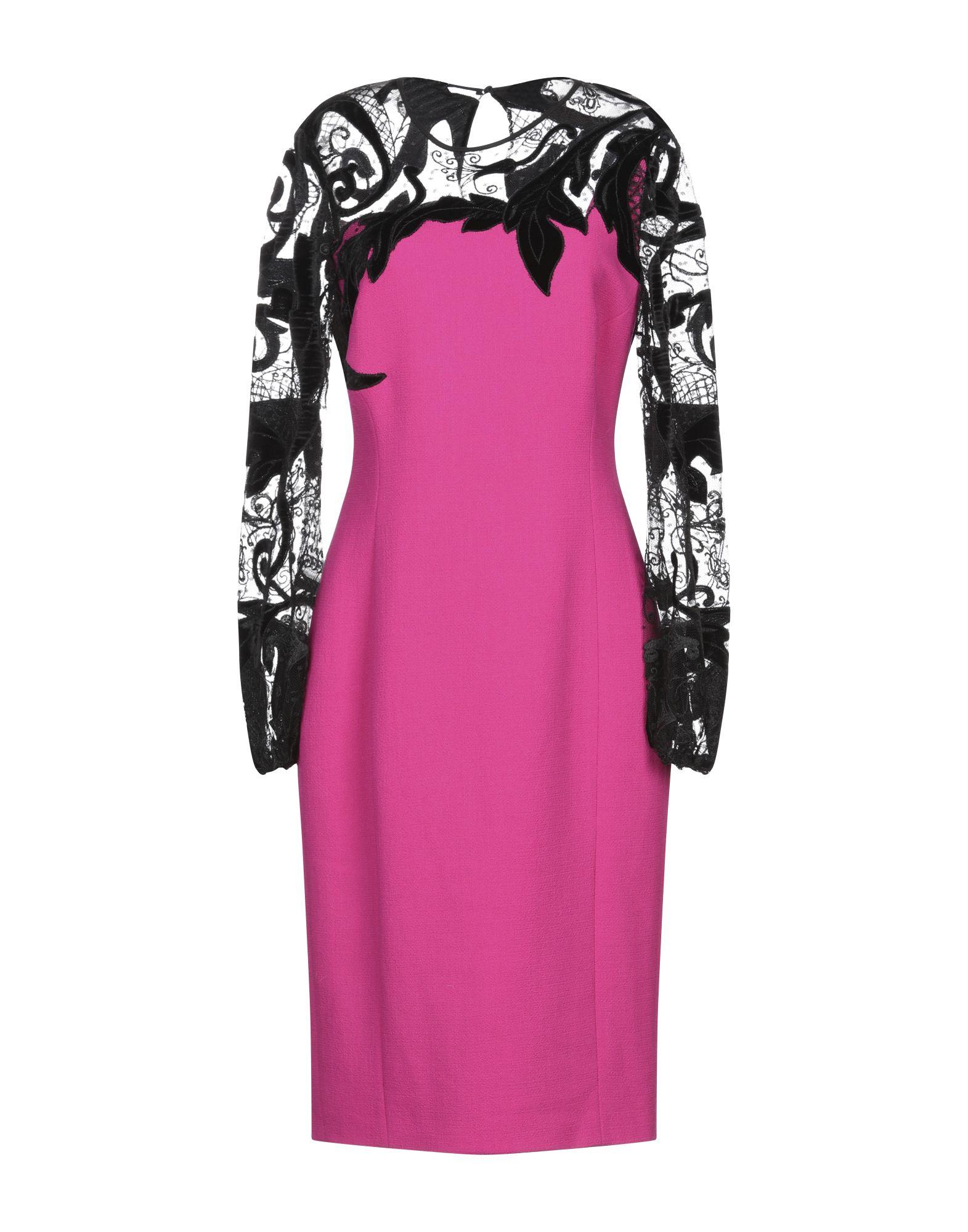 FONTANA COUTURE Платье до колена fontana couture pубашка