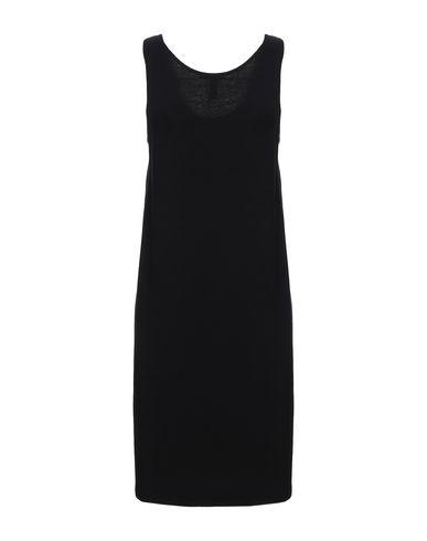 Фото 2 - Женское короткое платье CHLOÉ черного цвета