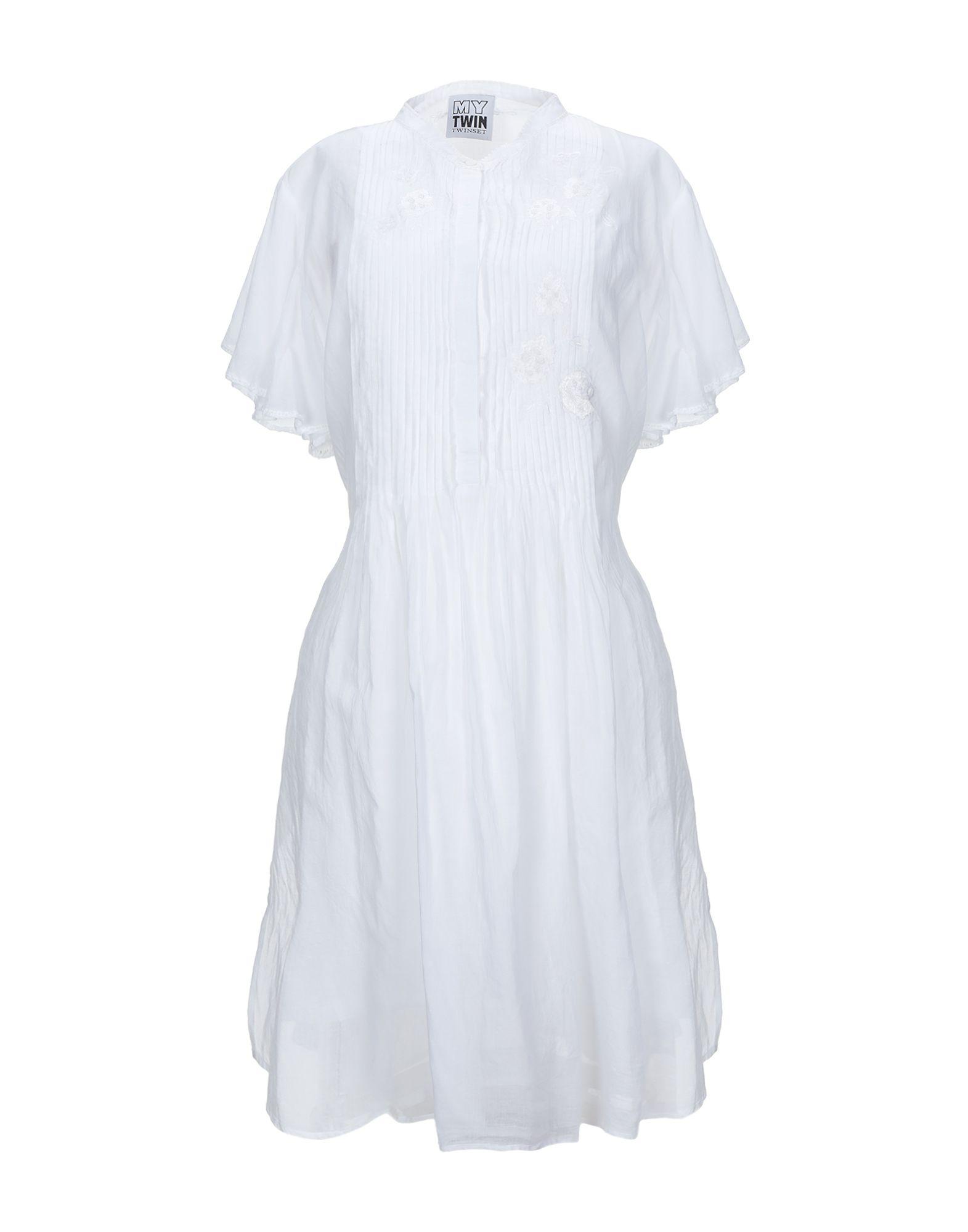 MY TWIN TWINSET Короткое платье my twin by twin set платье до колена