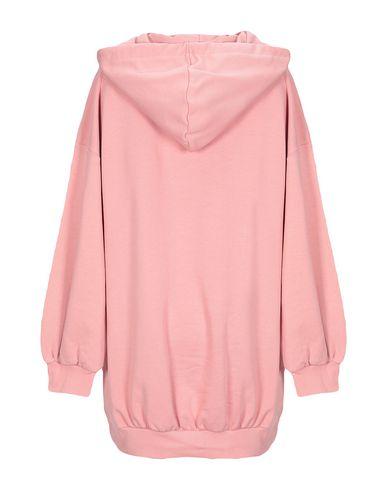 Фото 2 - Женское короткое платье PINKO UNIQUENESS пастельно-розового цвета