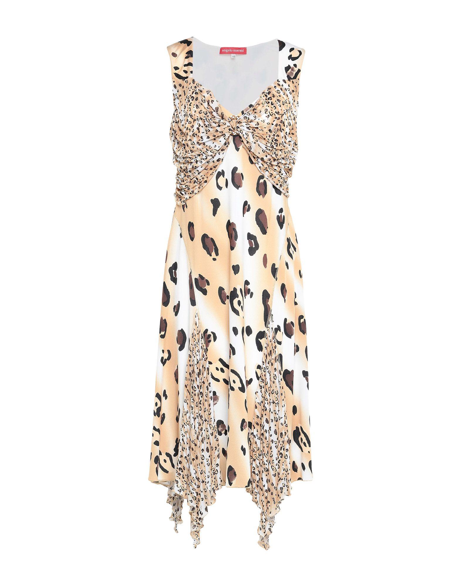цены на ANGELO MARANI Платье до колена  в интернет-магазинах