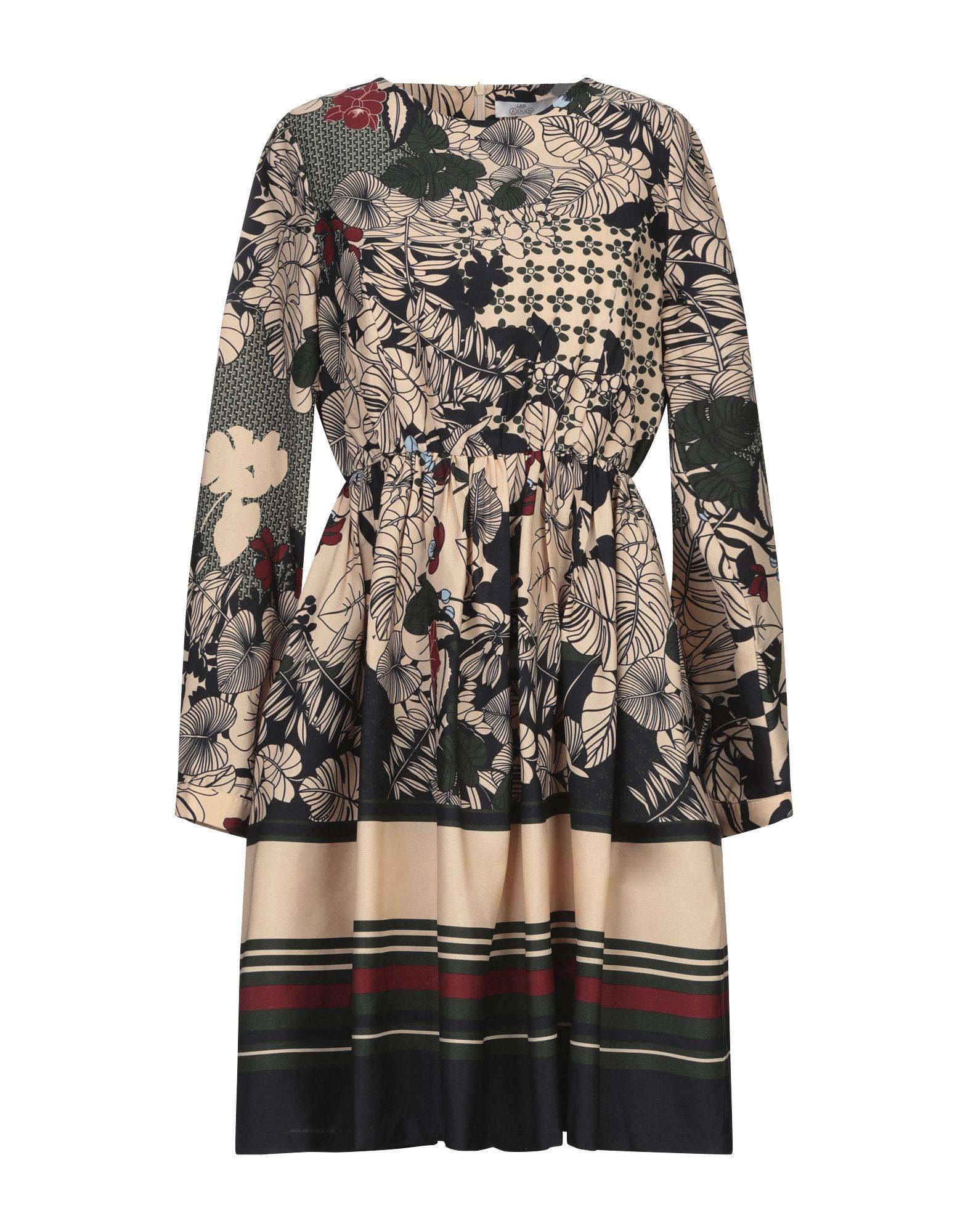 I AM ANN Короткое платье