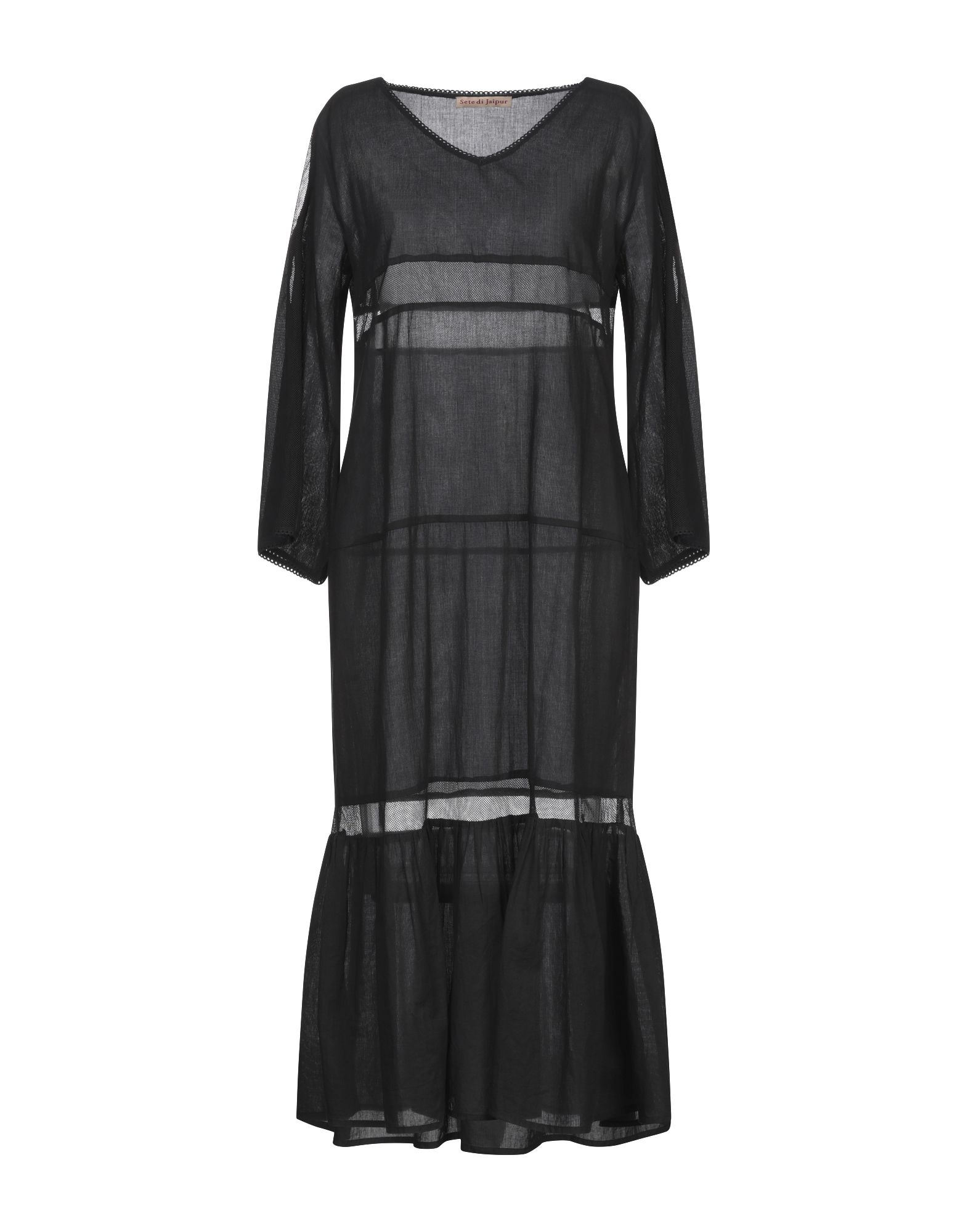 SETE DI JAIPUR Платье длиной 3/4