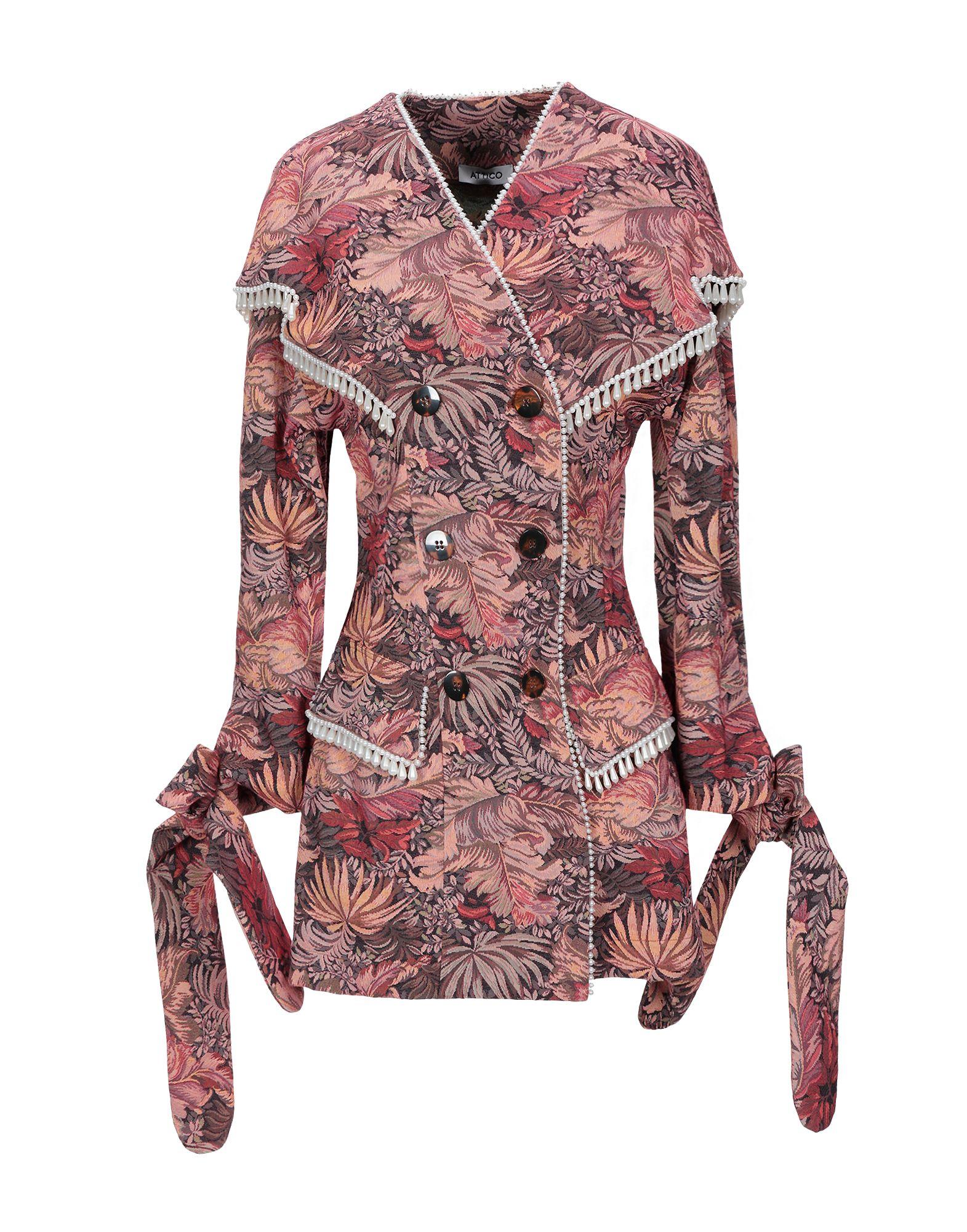 ATTICO Короткое платье цены онлайн