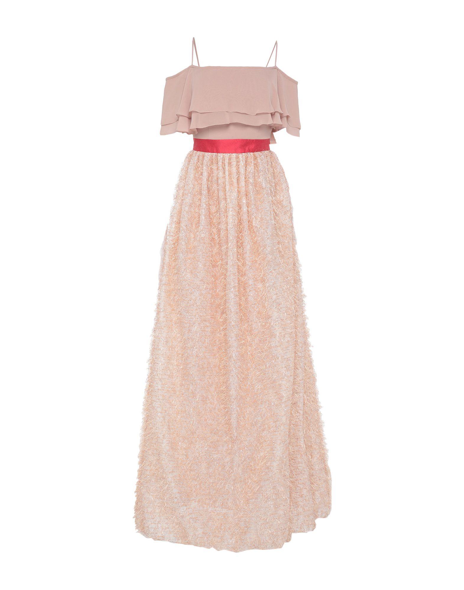 ADE' Длинное платье стоимость