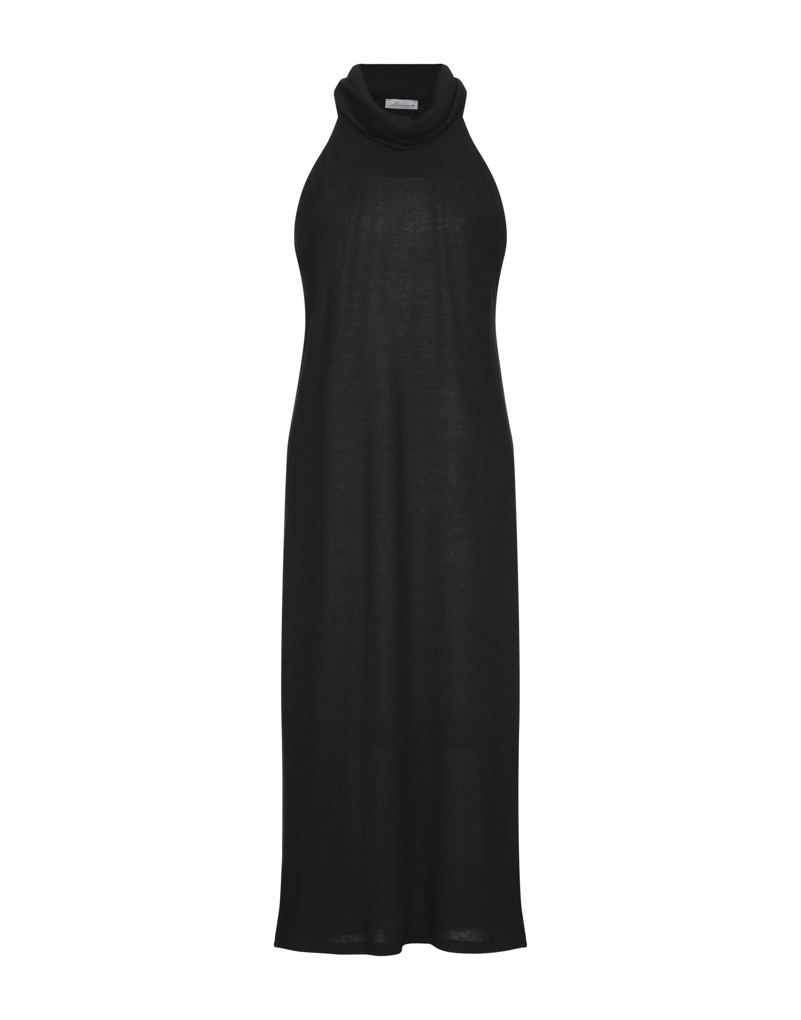 SIMONA-A Длинное платье simona a толстовка