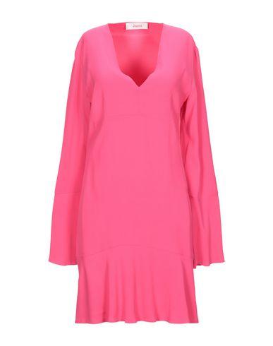 Фото - Женское короткое платье JUCCA цвета фуксия