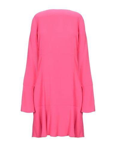 Фото 2 - Женское короткое платье JUCCA цвета фуксия