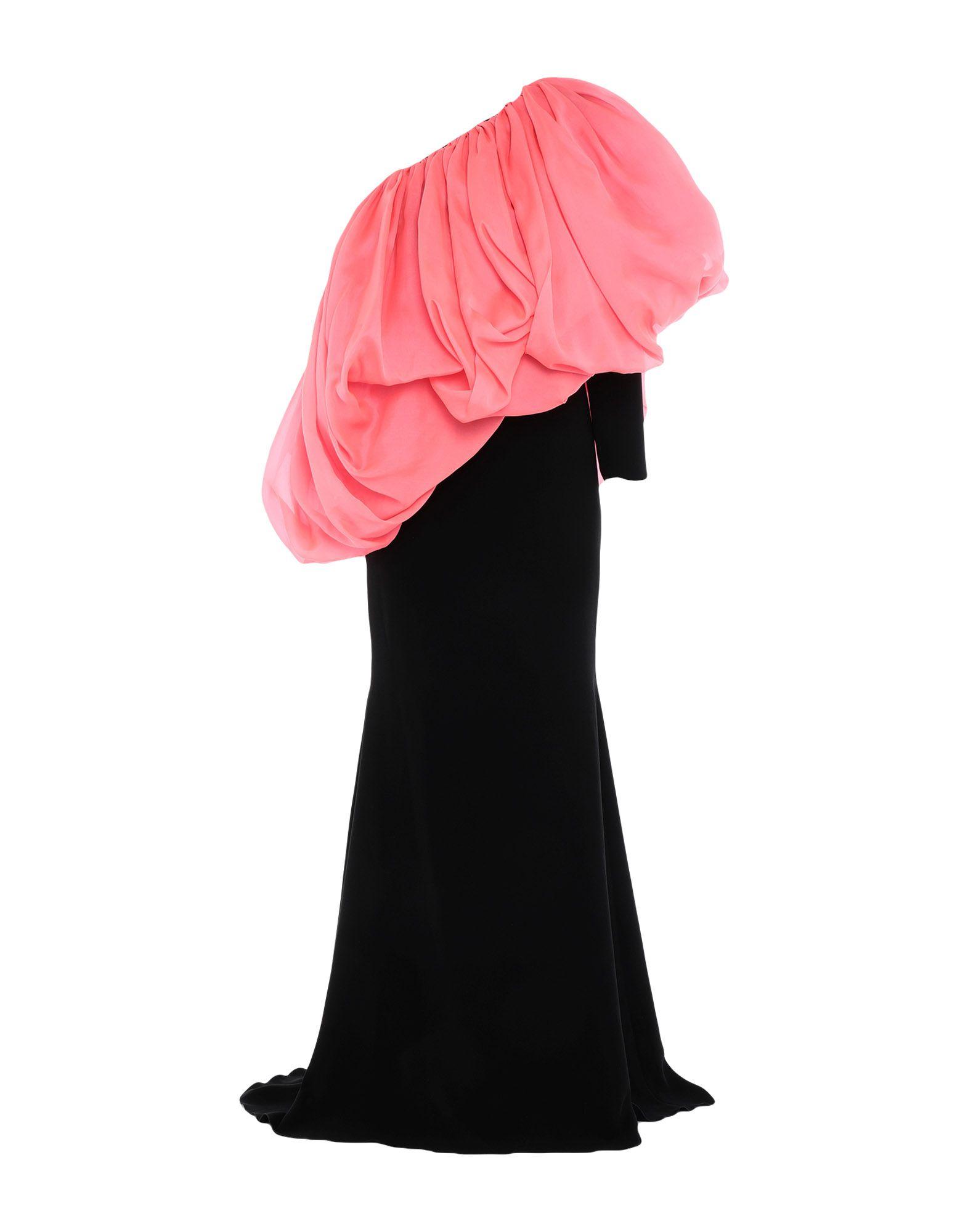купить ISABEL SANCHIS Длинное платье по цене 64950 рублей