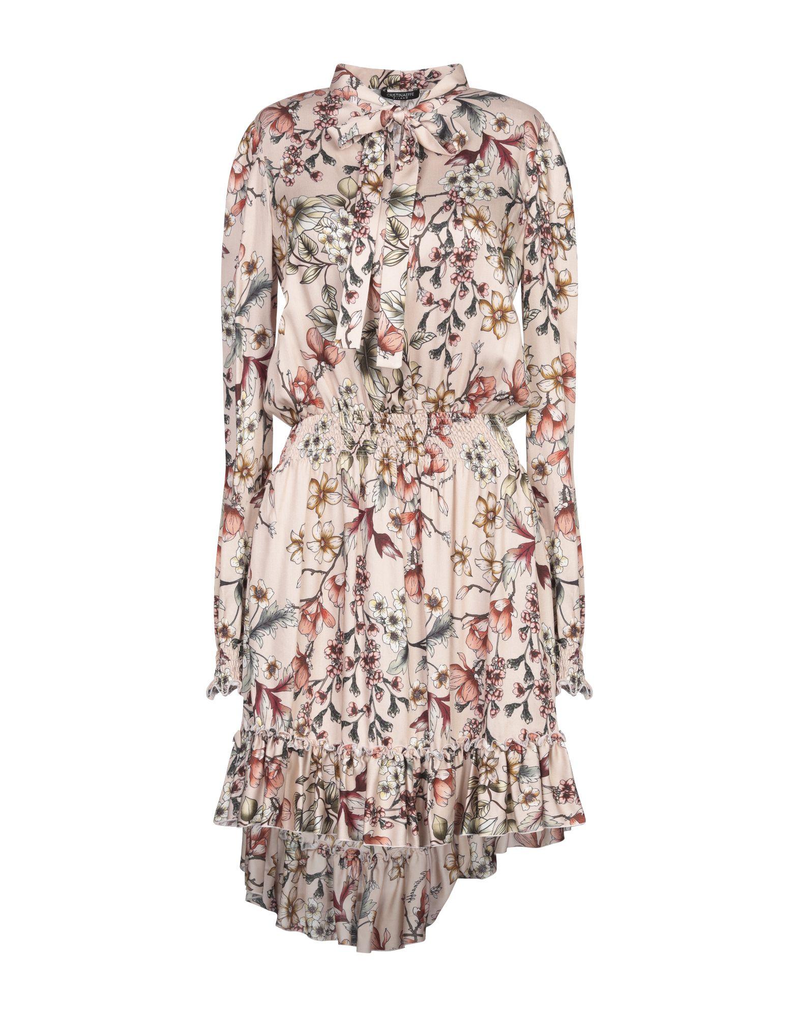 CRISTINAEFFE Короткое платье
