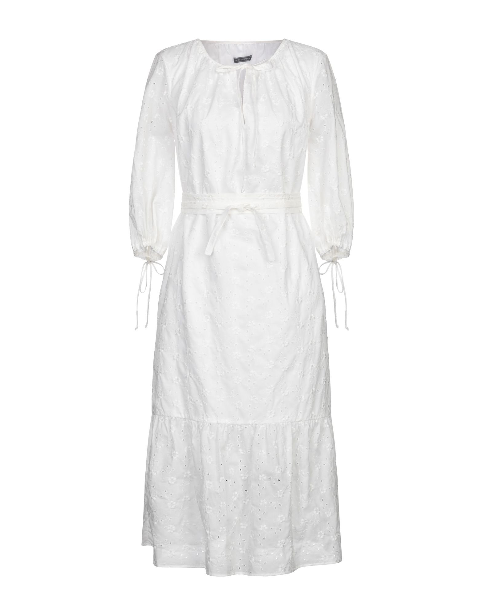MDS STRIPES Платье длиной 3/4