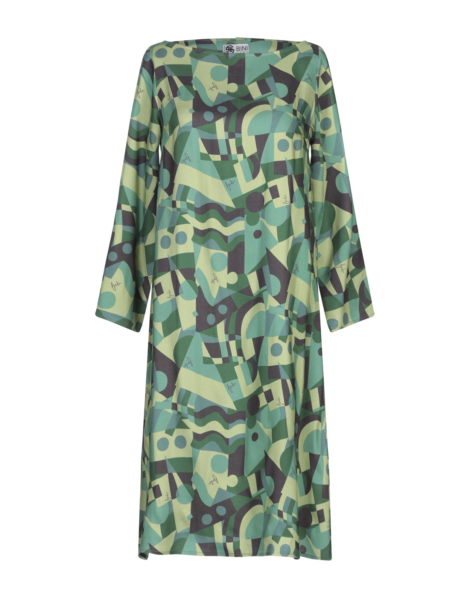 BINI Como Платье до колена цена 2017