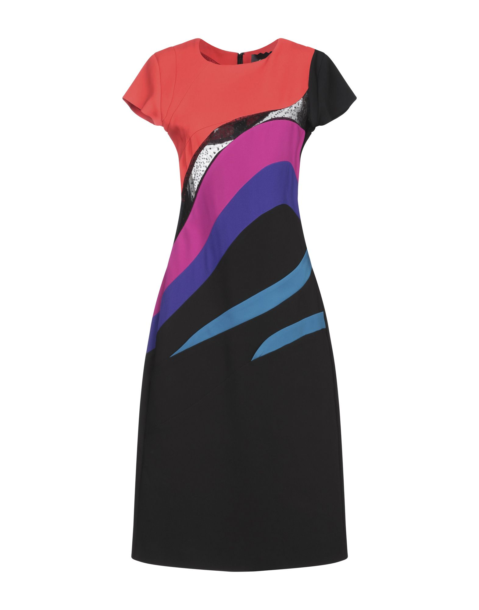 CAPUCCI Платье до колена цена 2017
