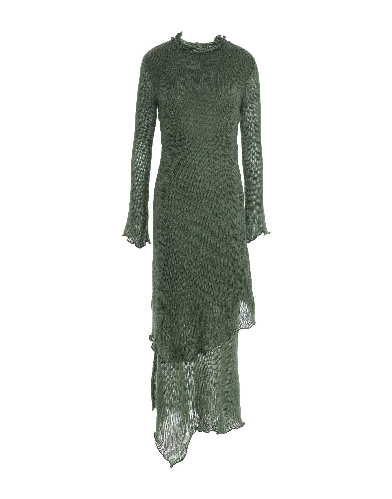 VIRNA DRÒ® Платье до колена недорго, оригинальная цена