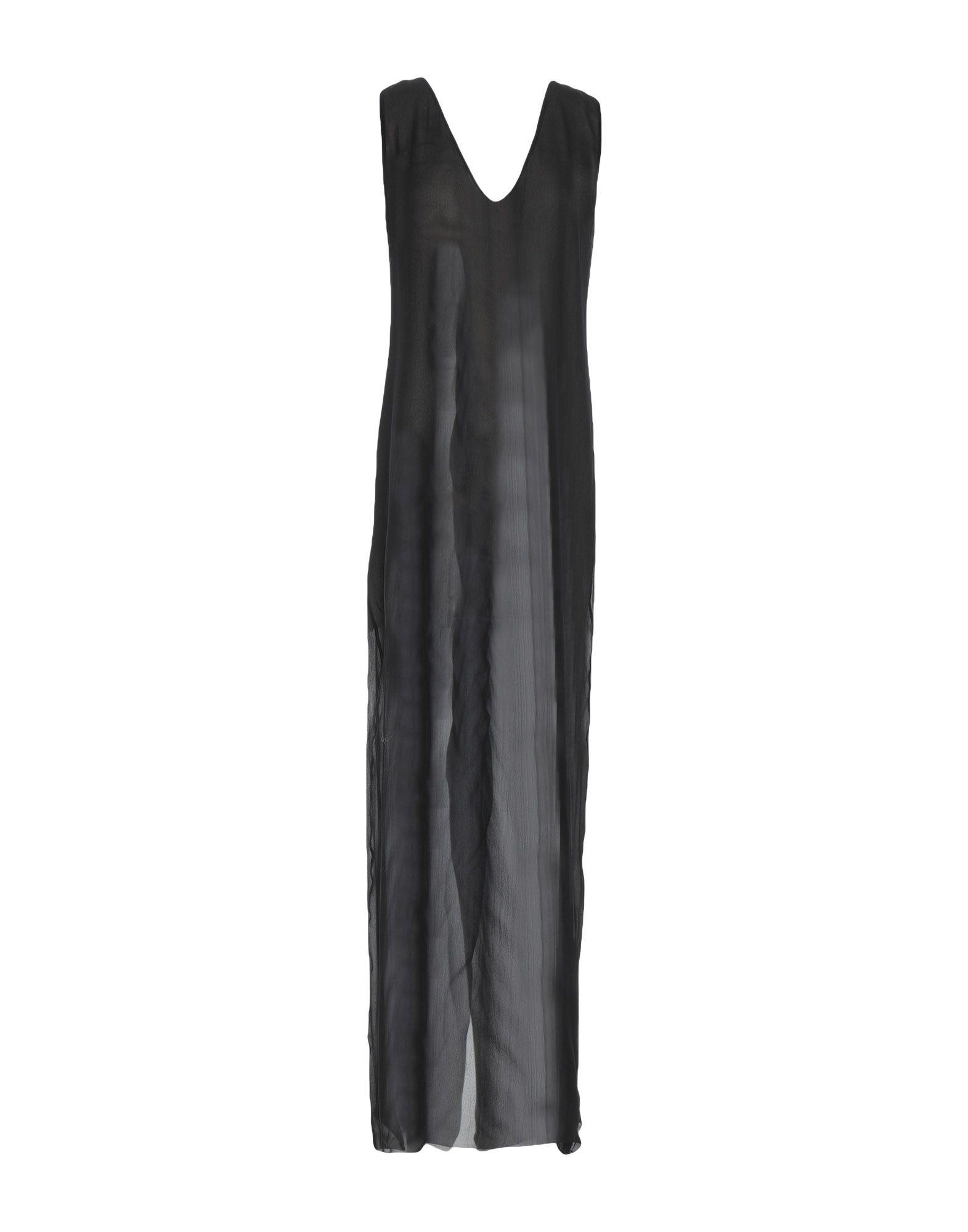 купить ISABEL BENENATO Длинное платье по цене 32000 рублей