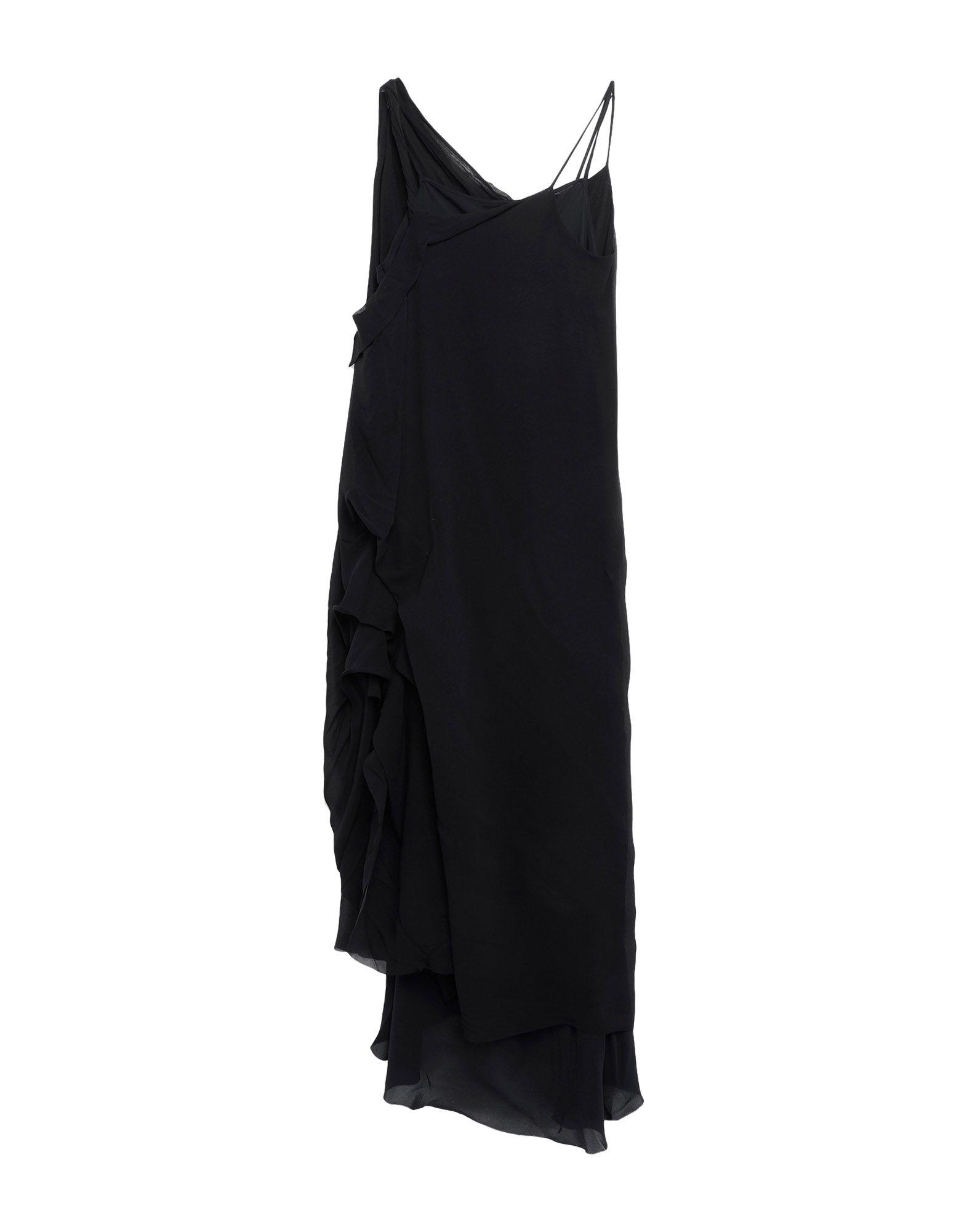 купить ISABEL BENENATO Длинное платье по цене 27050 рублей