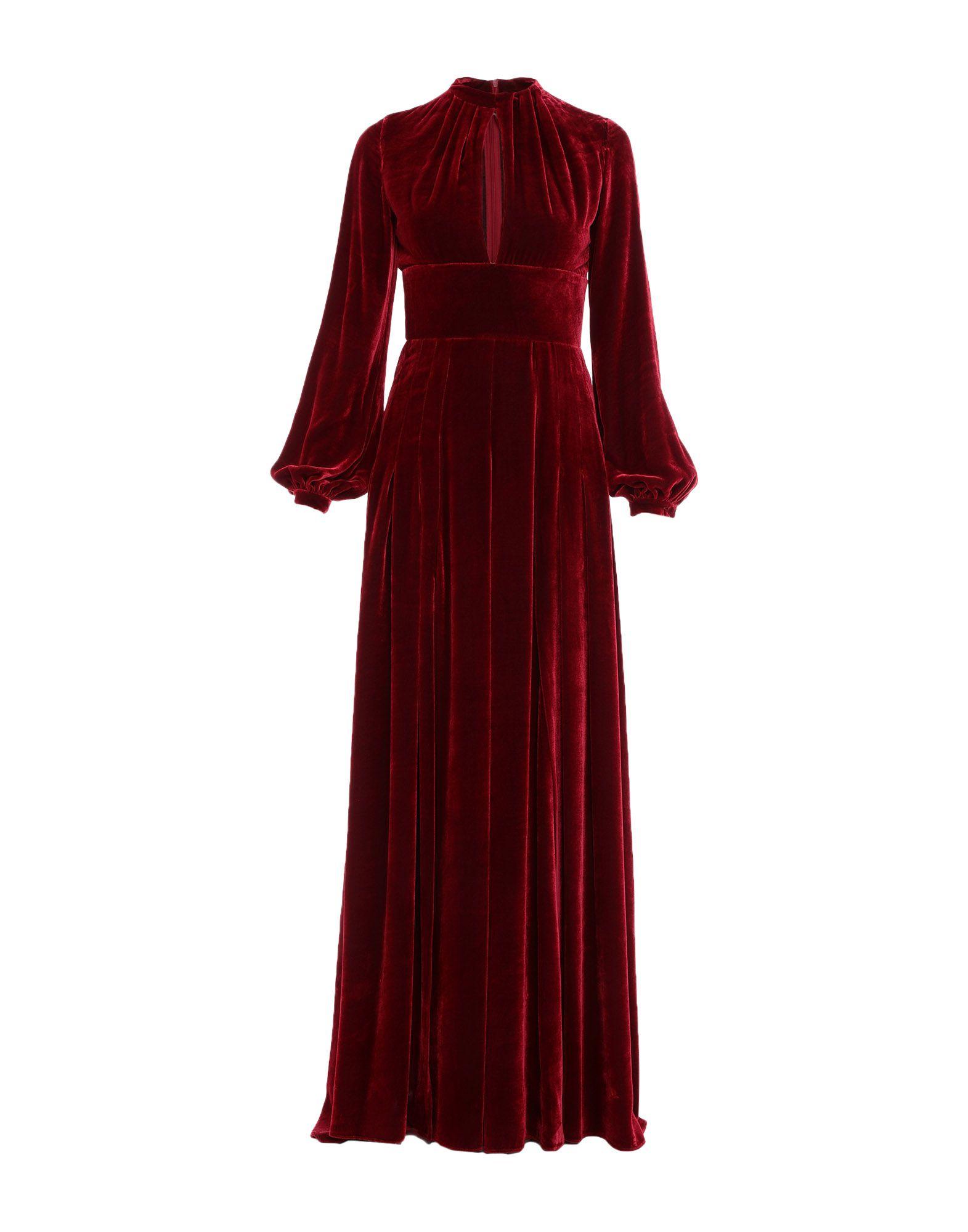 RAQUEL DINIZ Длинное платье
