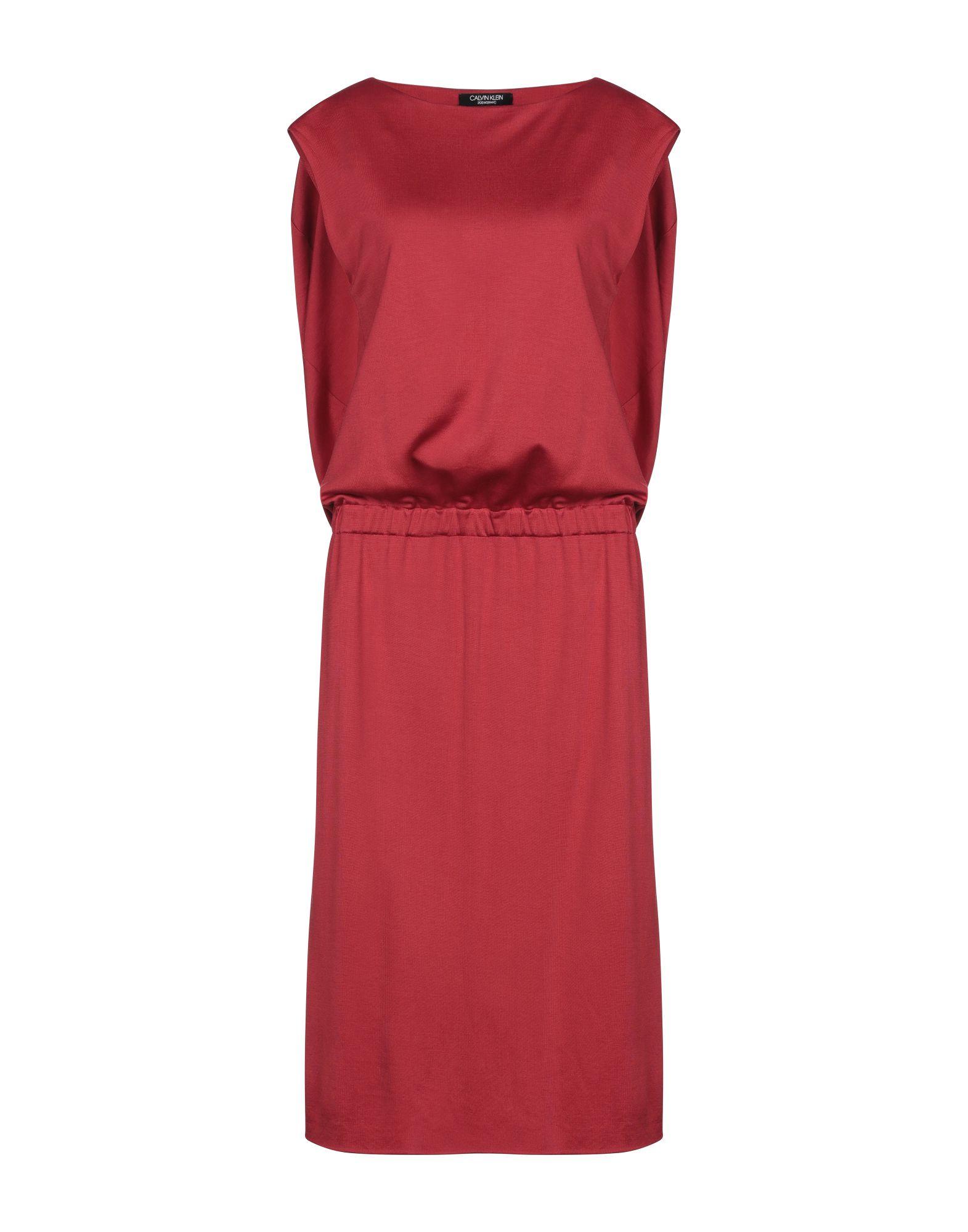 CALVIN KLEIN 205W39NYC Платье длиной 3/4