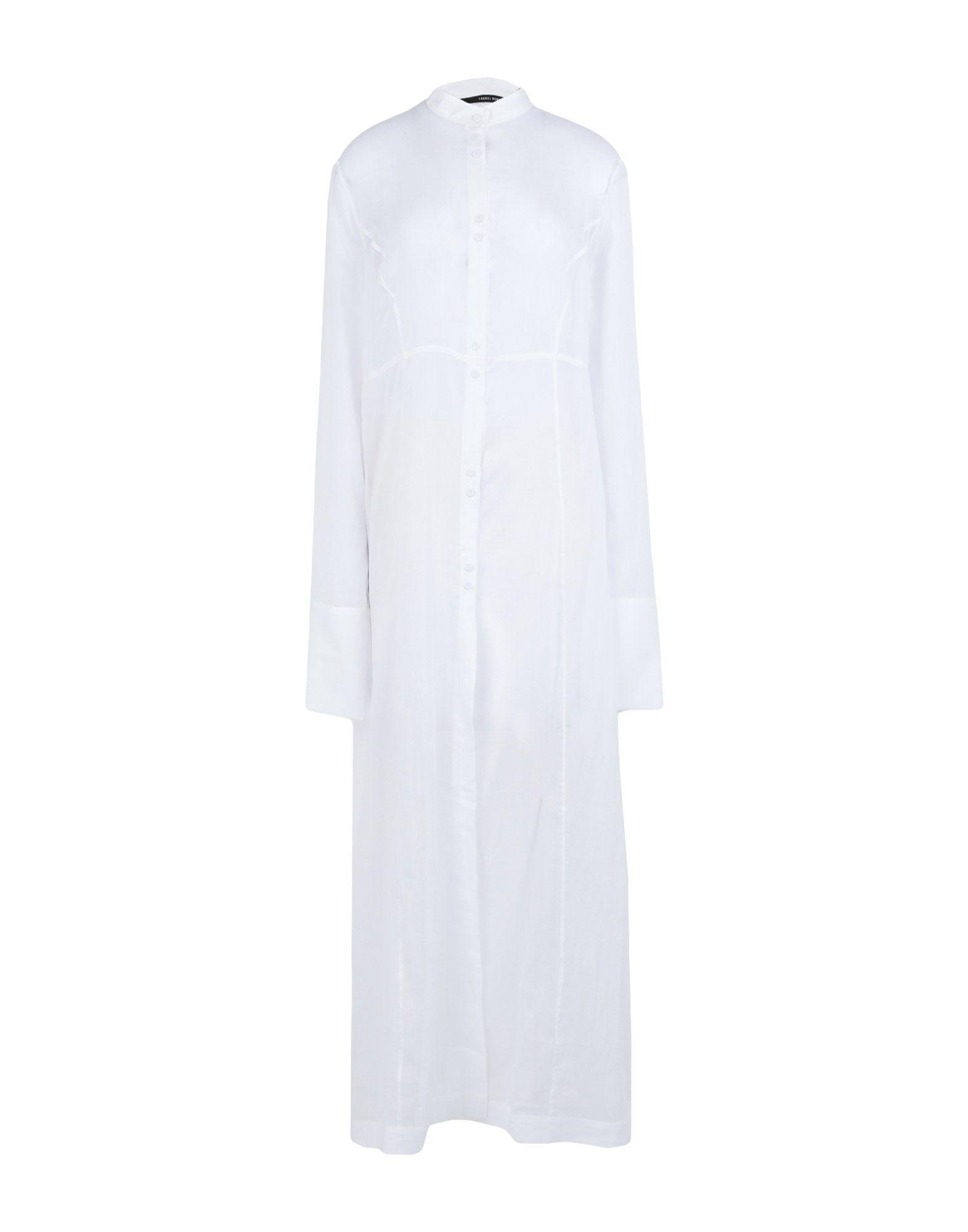 купить ISABEL BENENATO Длинное платье по цене 19750 рублей