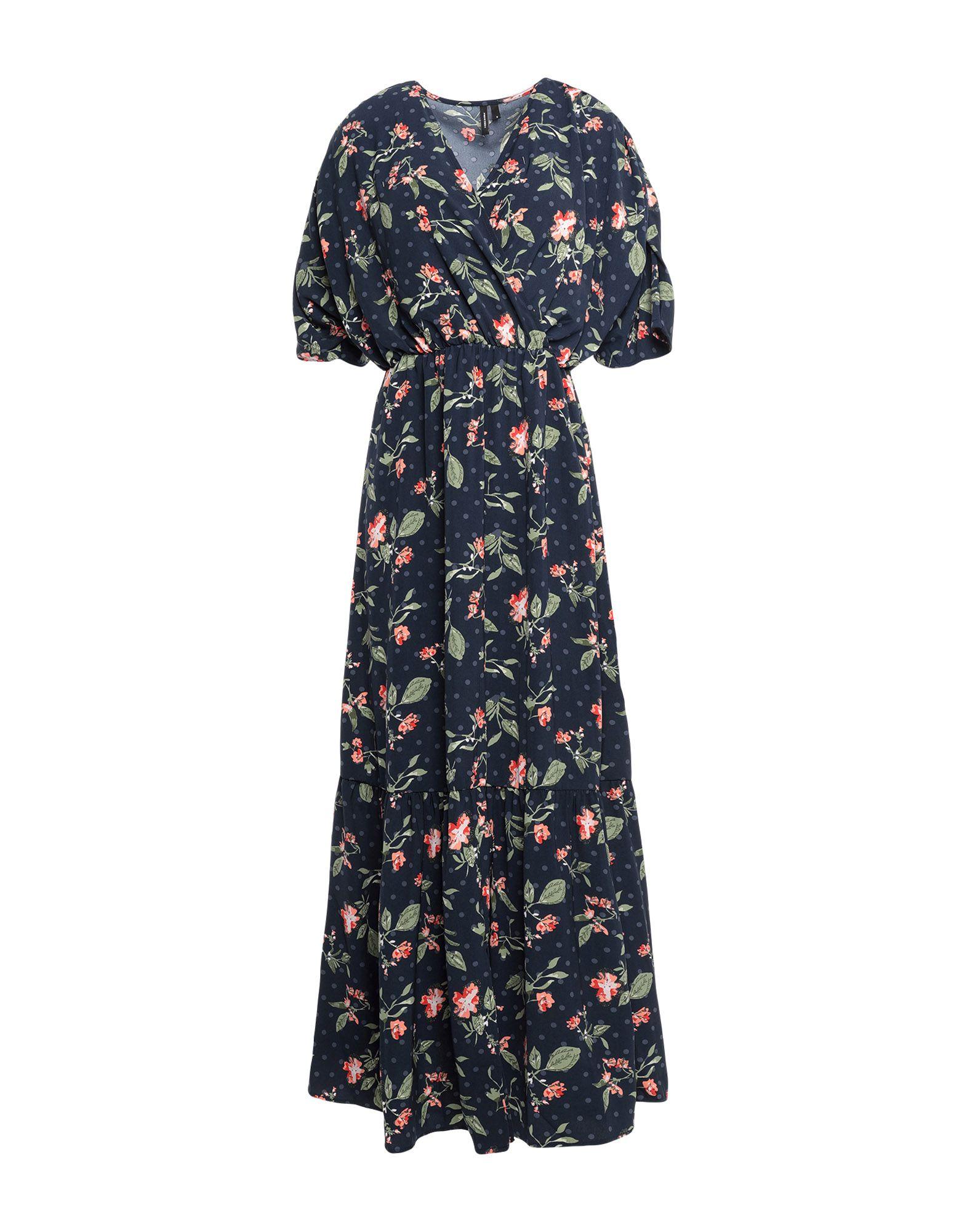 цена на VERO MODA Длинное платье