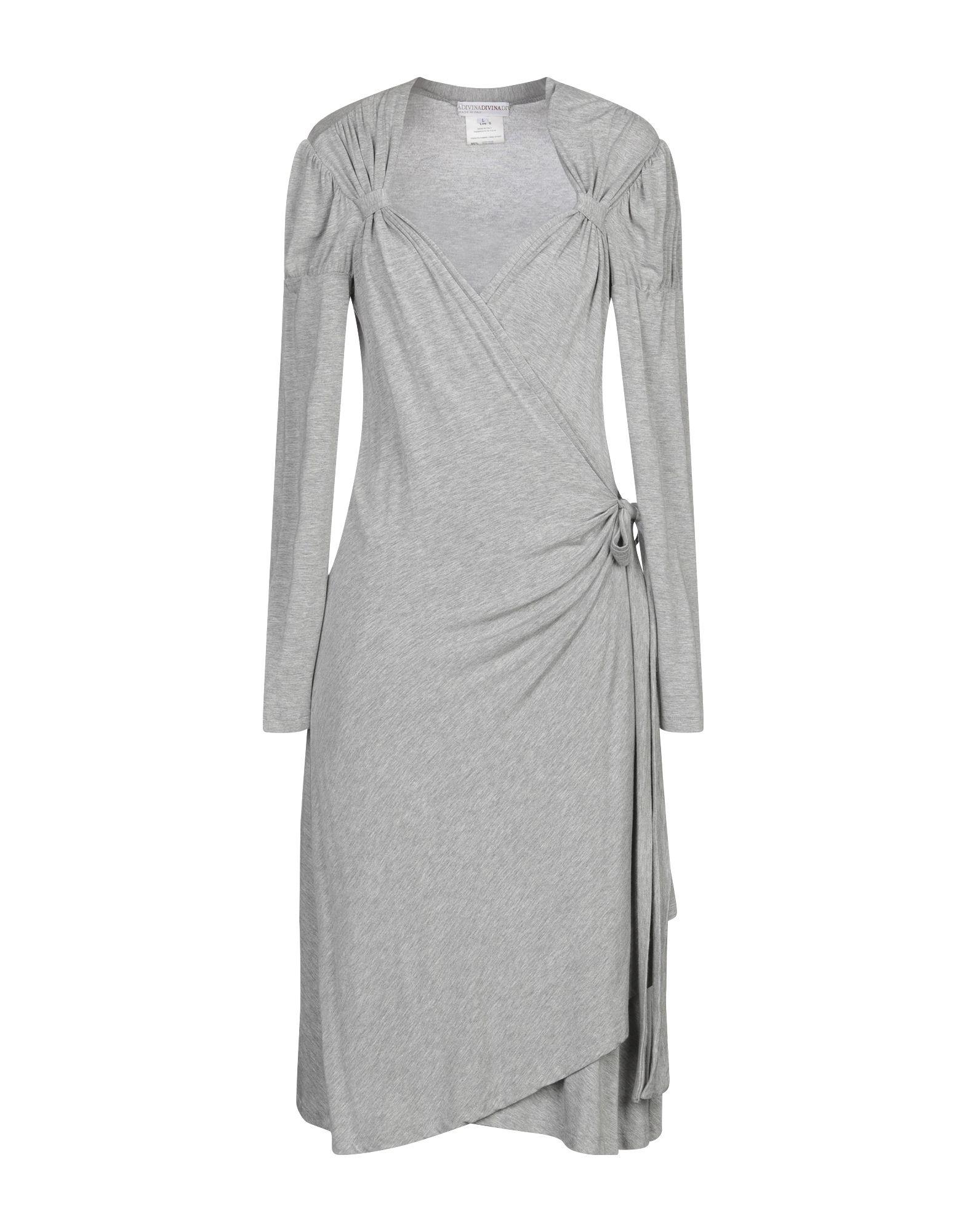 DIVINA Платье до колена портьера divina 660
