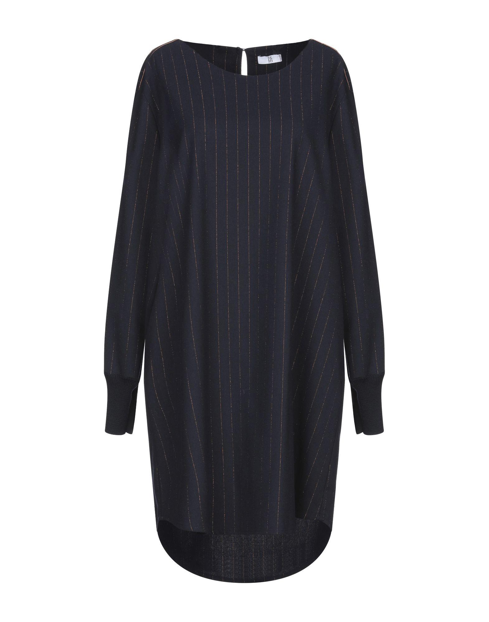SFIZIO Короткое платье sfizio длинное платье