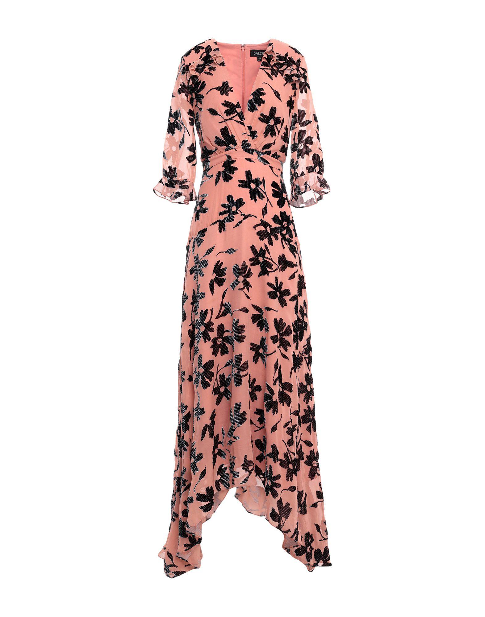 цена на SALONI Длинное платье