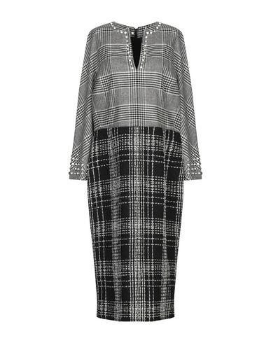 Фото - Платье длиной 3/4 от FONTANA COUTURE черного цвета