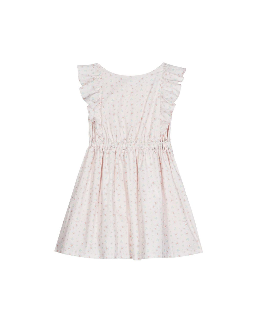 "PINK ""CLOVER"" DRESS - Lanvin"