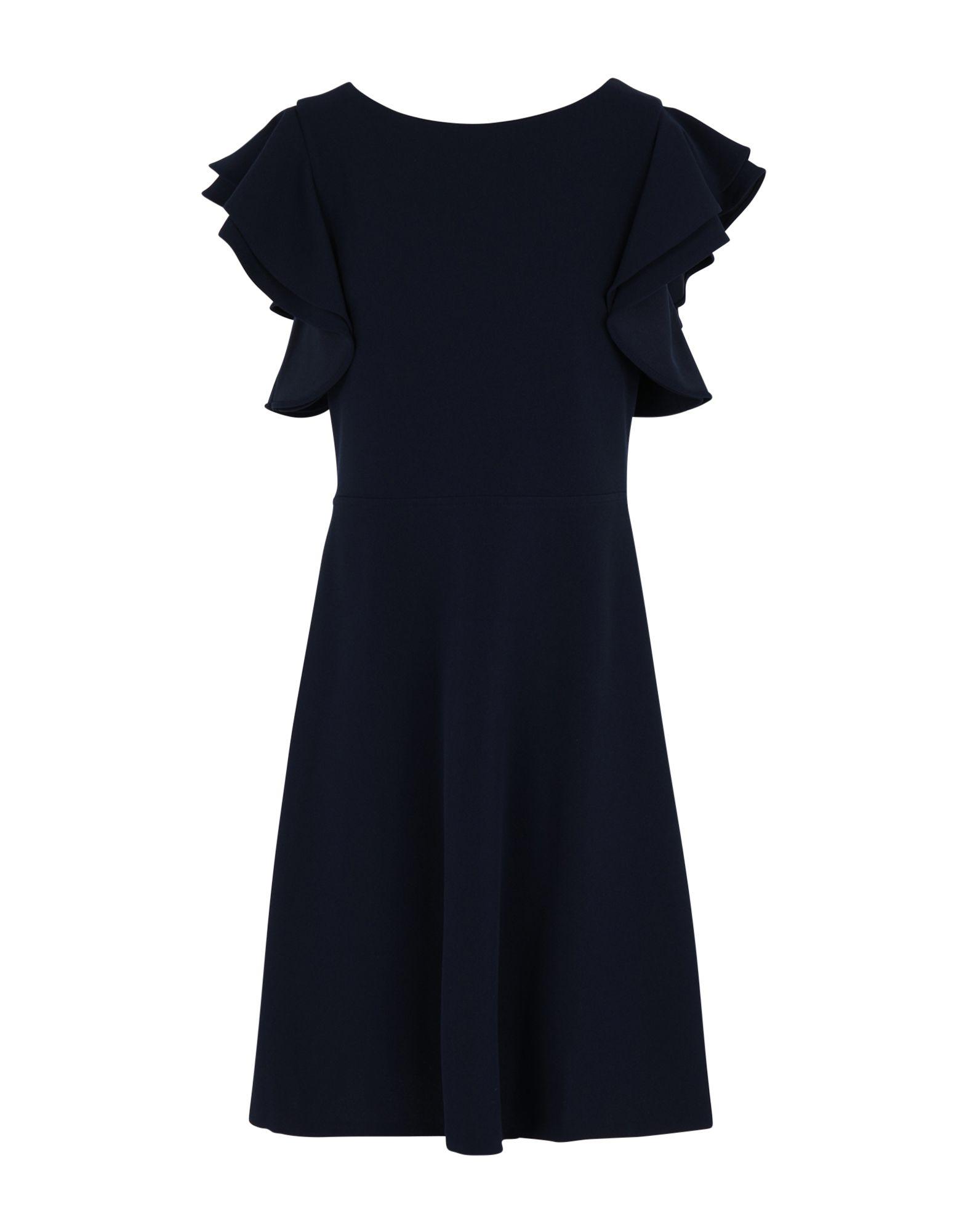 Фото - DKNY Короткое платье обувь на высокой платформе dkny