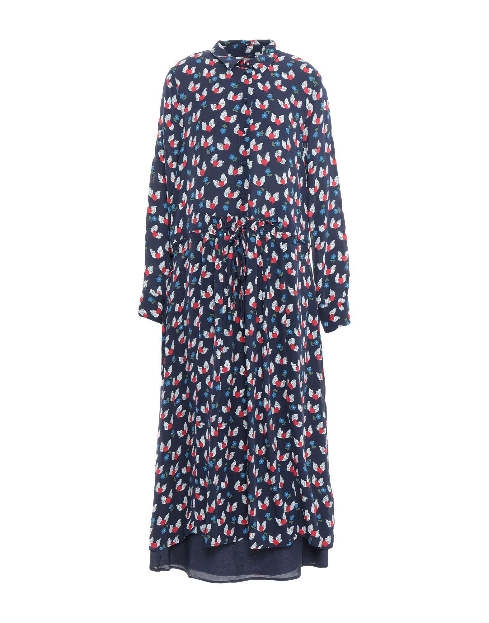 CHINTI AND PARKER Платье длиной 3/4 платье frock and frill frock and frill fr055ewdlds8