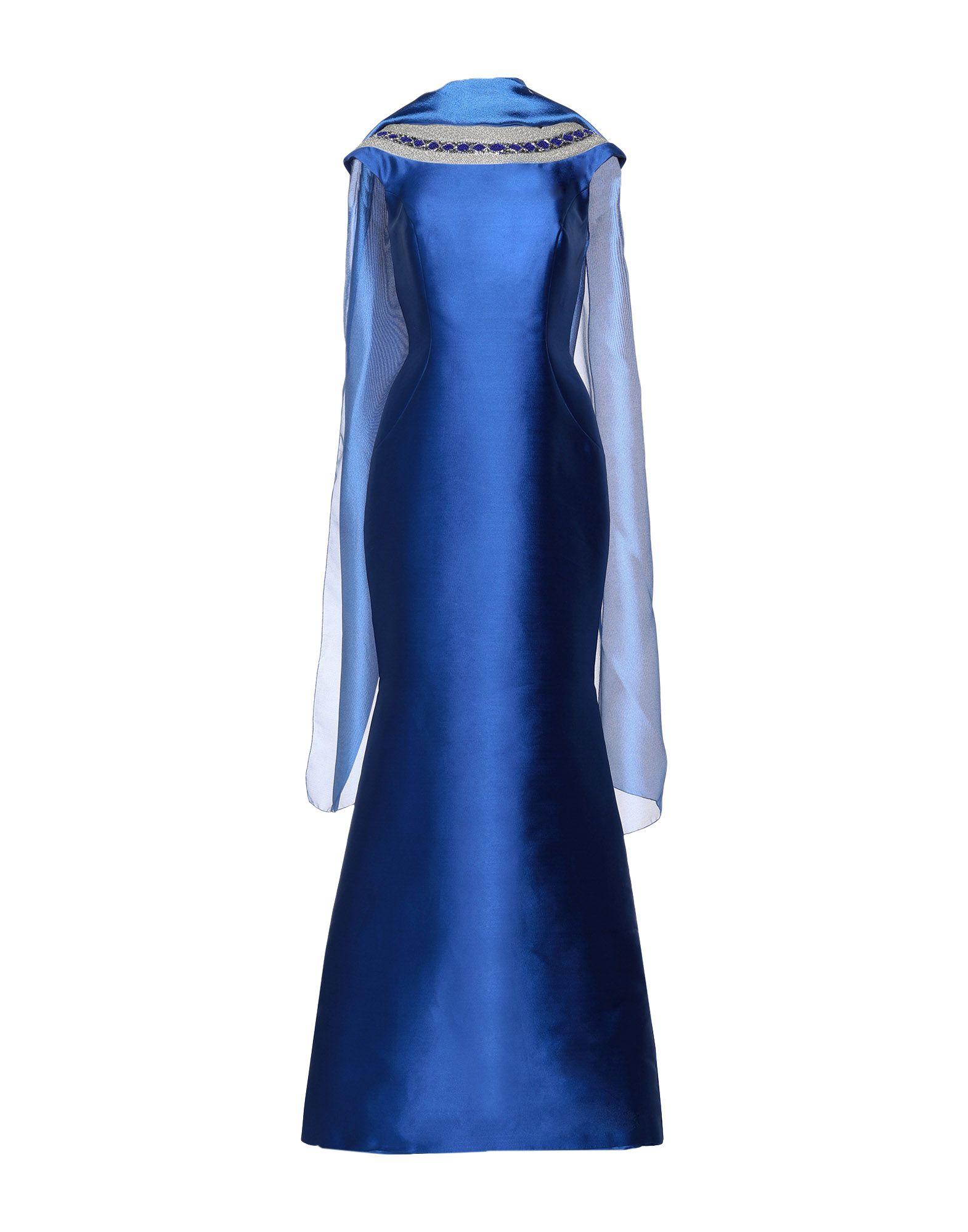 SONIA PEÑA COUTURE Длинное платье