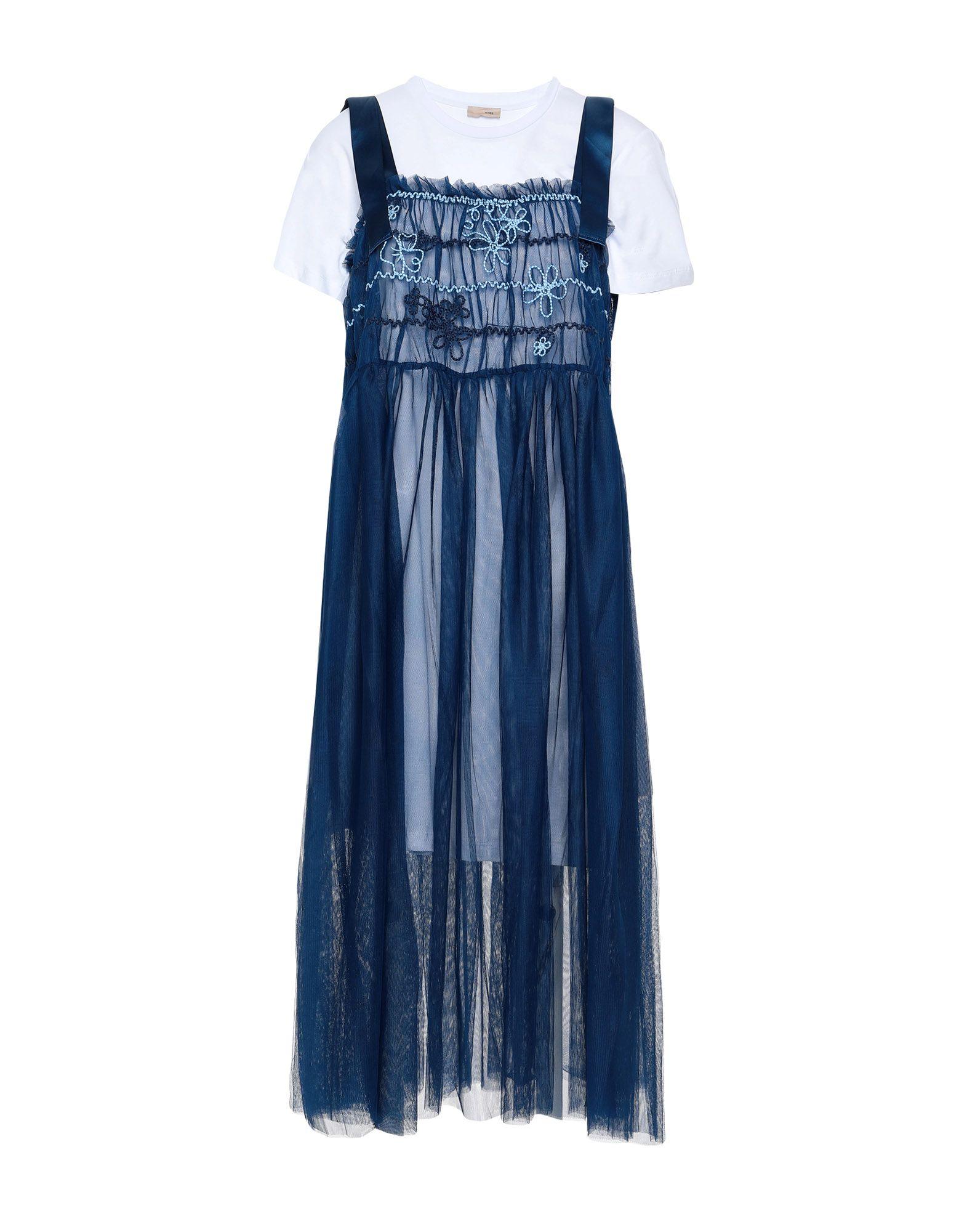 SCEE by TWINSET Платье длиной 3/4 scee by twinset платье до колена