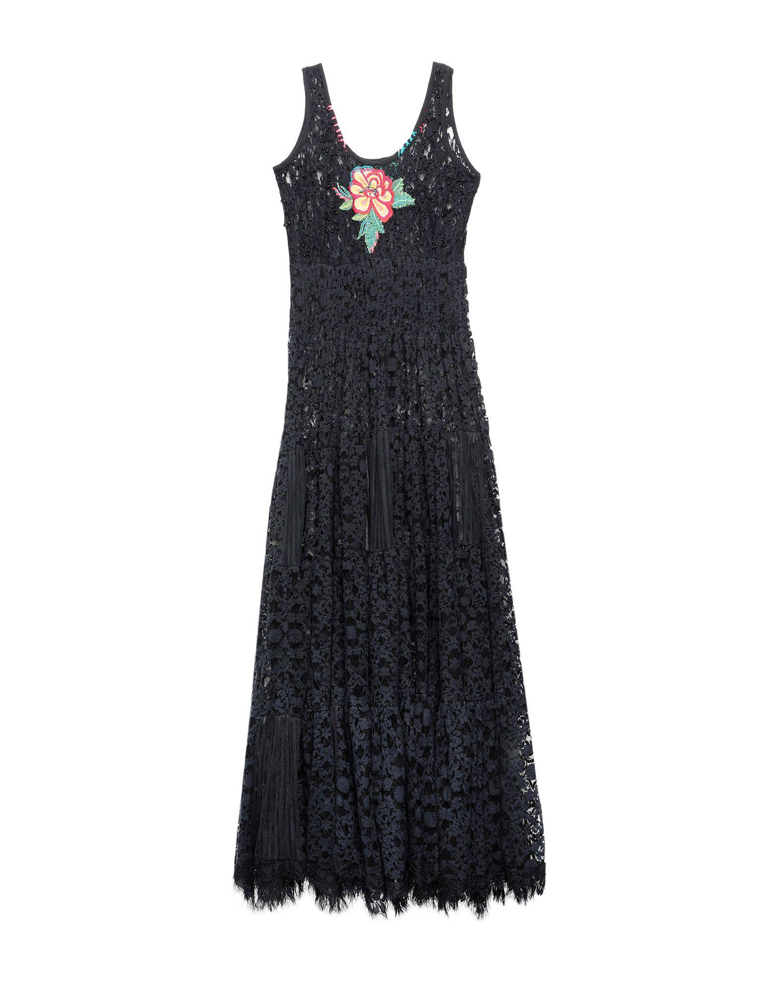 ANTICA SARTORIA by GIACOMO CINQUE Длинное платье цена