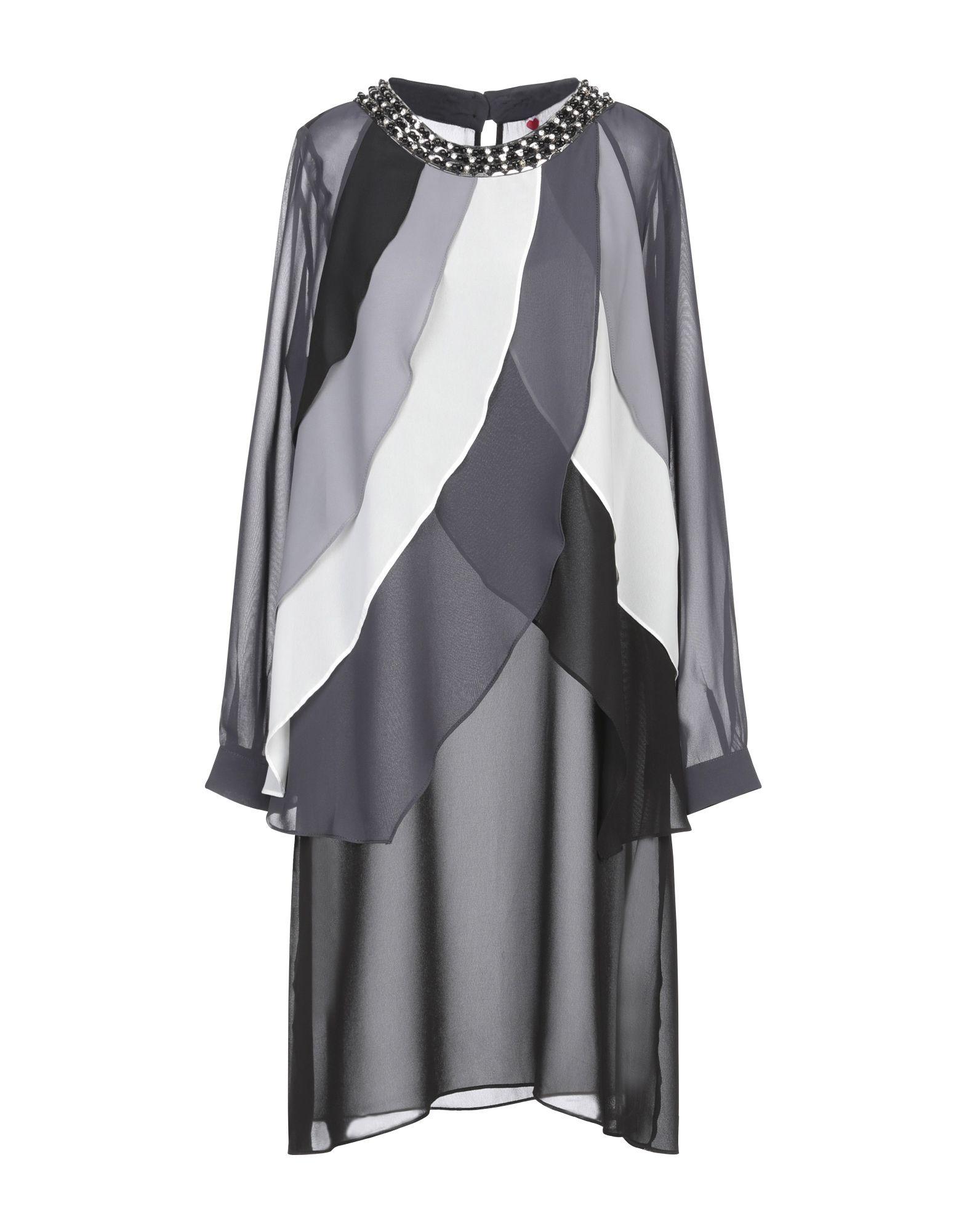 GAI MATTIOLO Короткое платье gai mattiolo пиджак