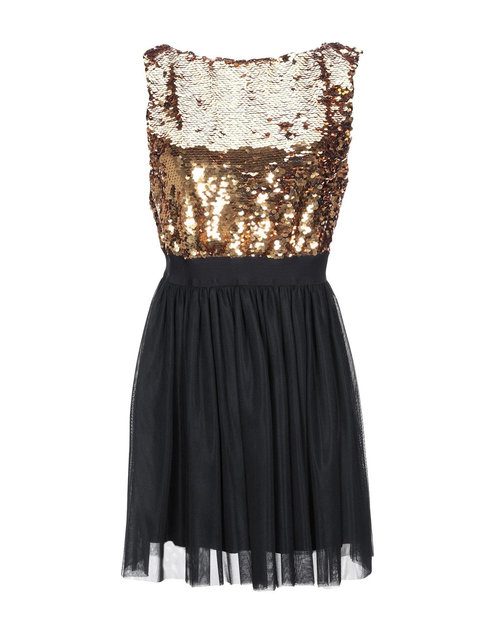 CARLA G. Короткое платье carla g палантин